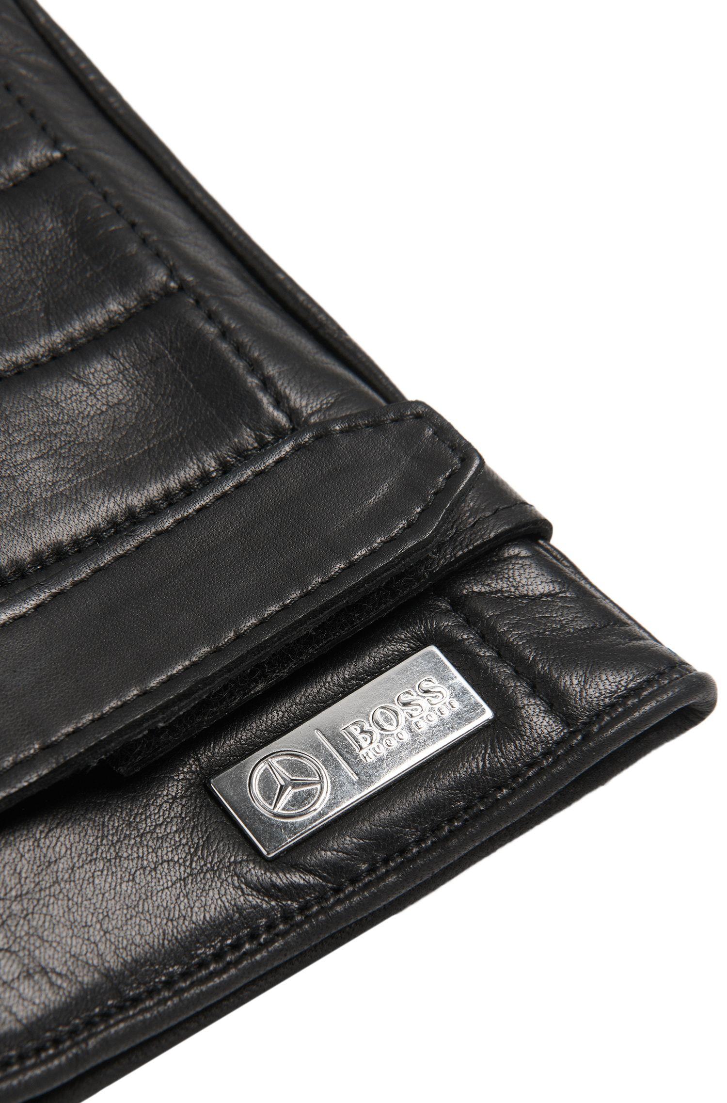 Gants en cuir à patte auto-agrippante: «Kilox2-TT» de la collection Mercedes-Benz