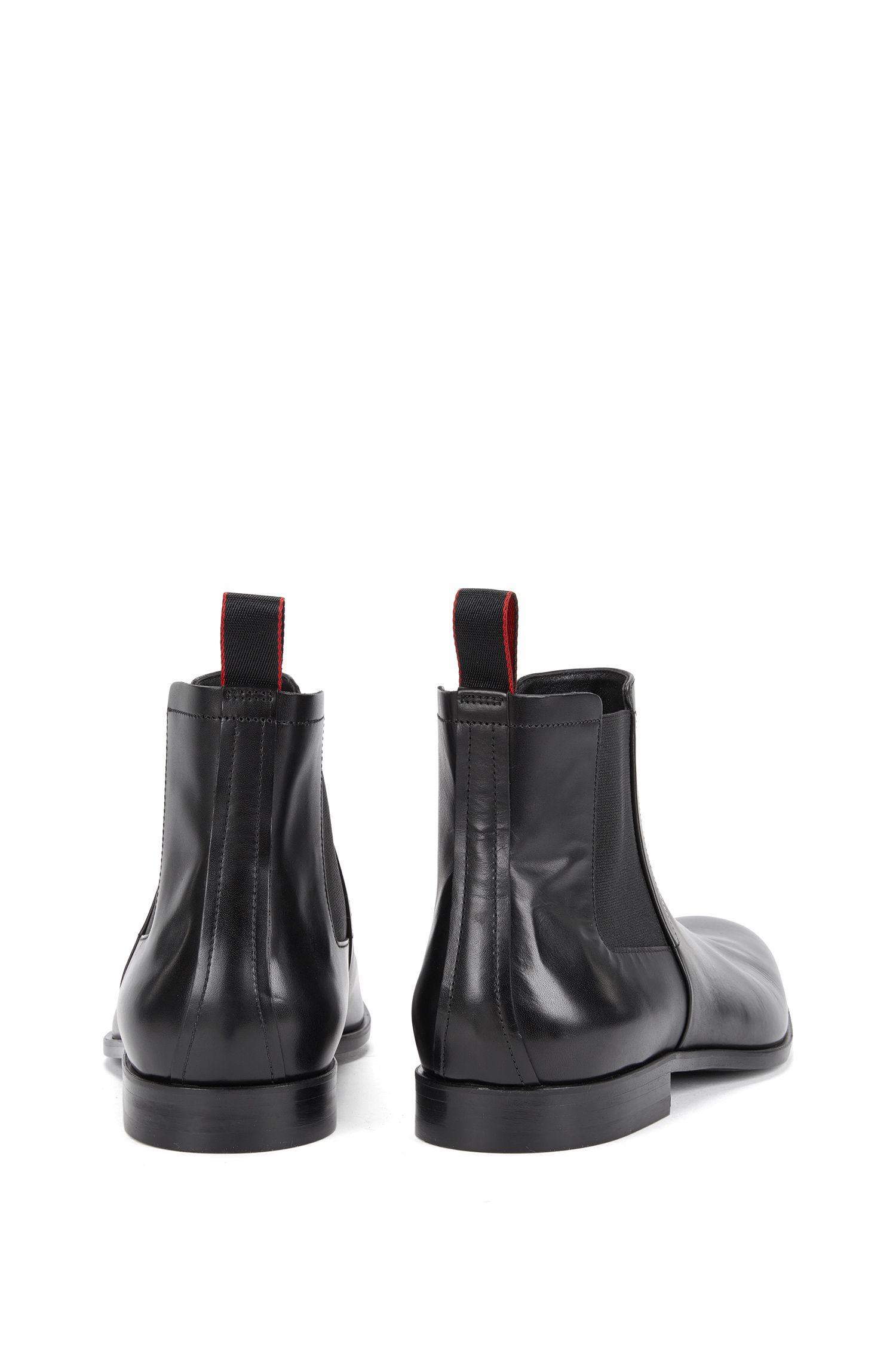 Boots Chelsea en cuir: «Sigma_Cheb»