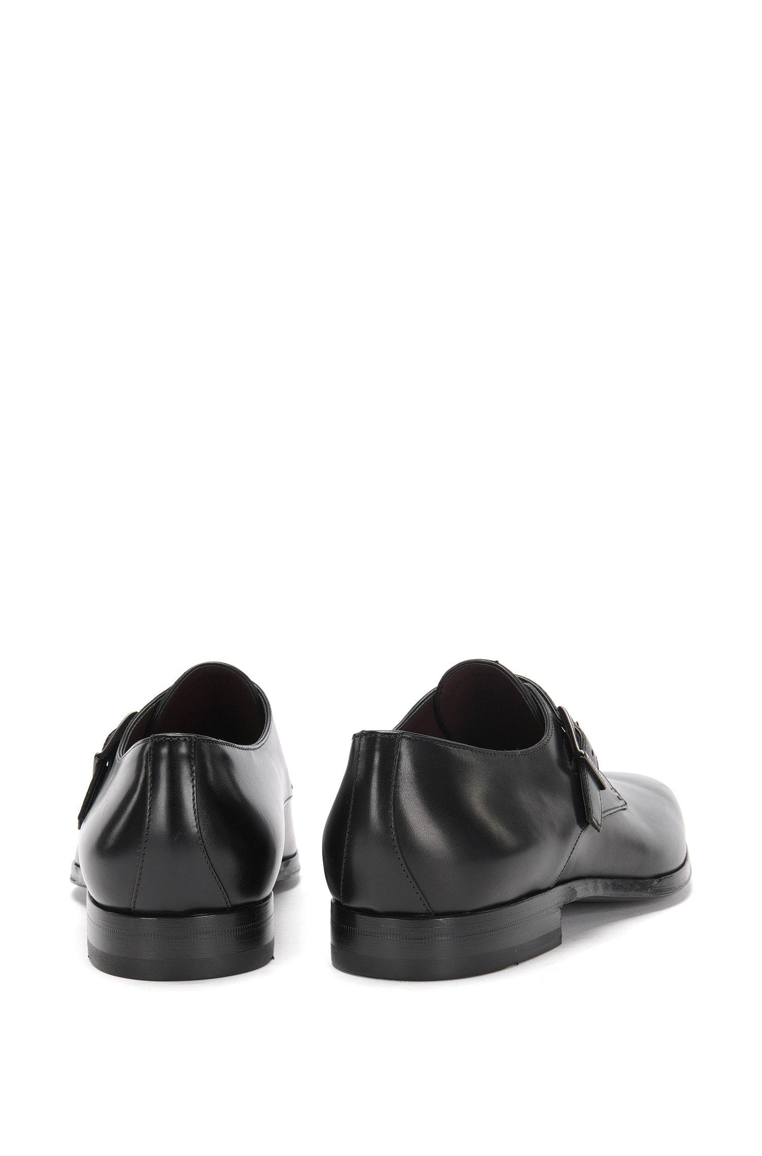 Tailored Monks aus Leder: 'T-Club_Monk_ltpt'