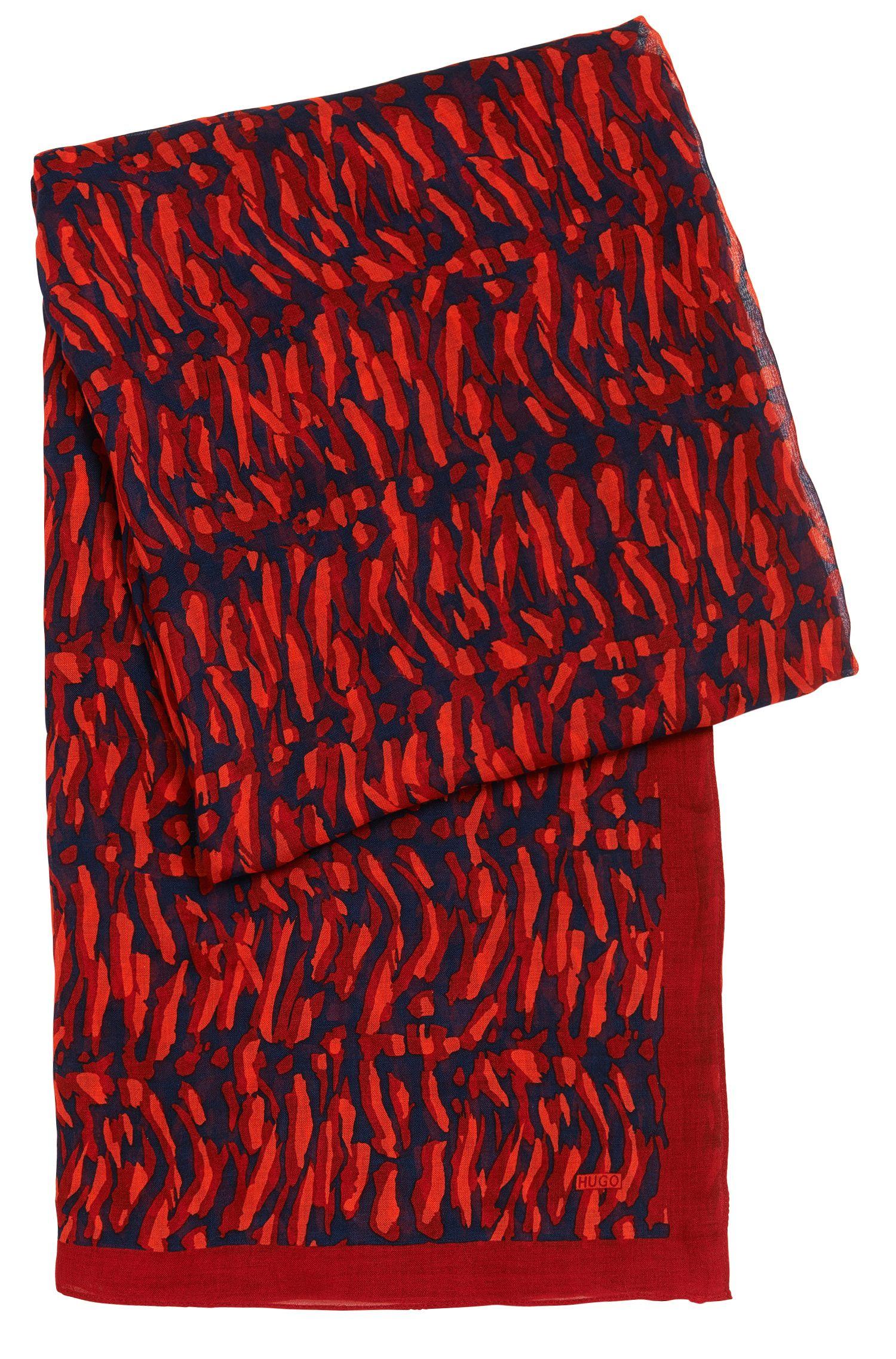 Gemustertes Tuch aus Modal: 'Women-Z 520'