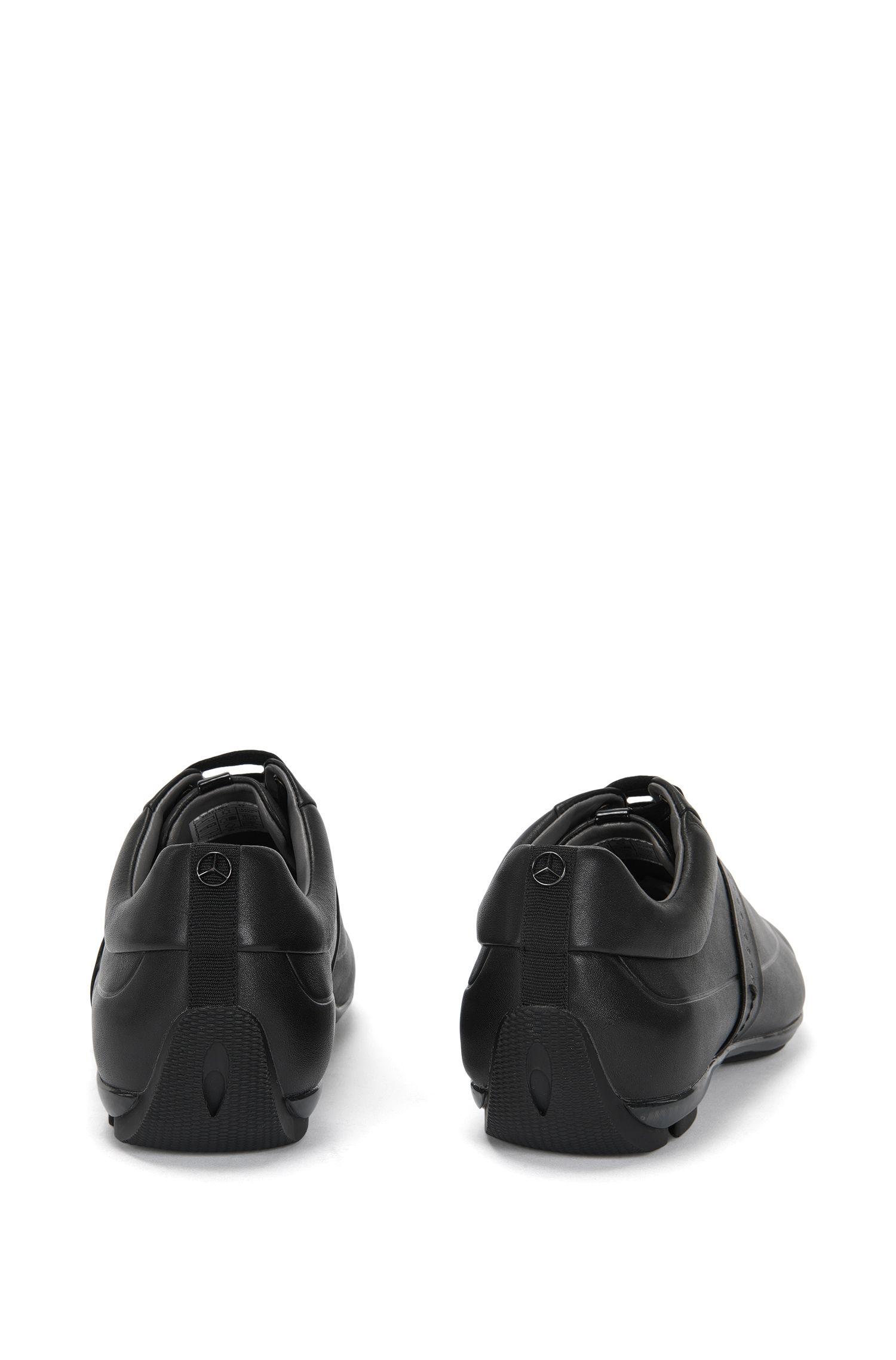 Baskets en cuir: «Sporty_Lowp_lthf» de la collection Mercedes Benz