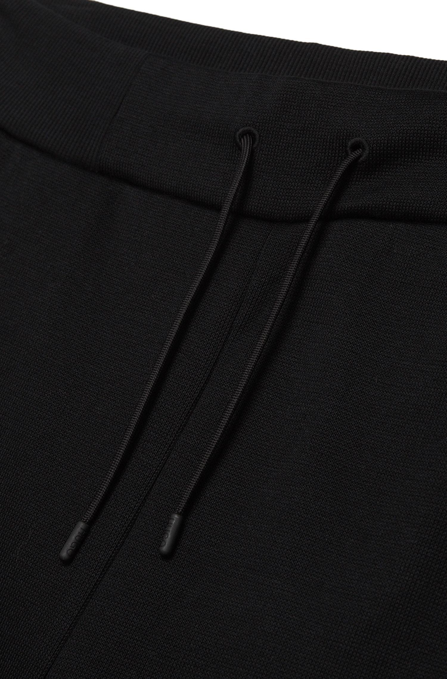 Regular-Fit Sweathose aus Baumwolle mit Tunnelzug im Bund: 'Daboso'