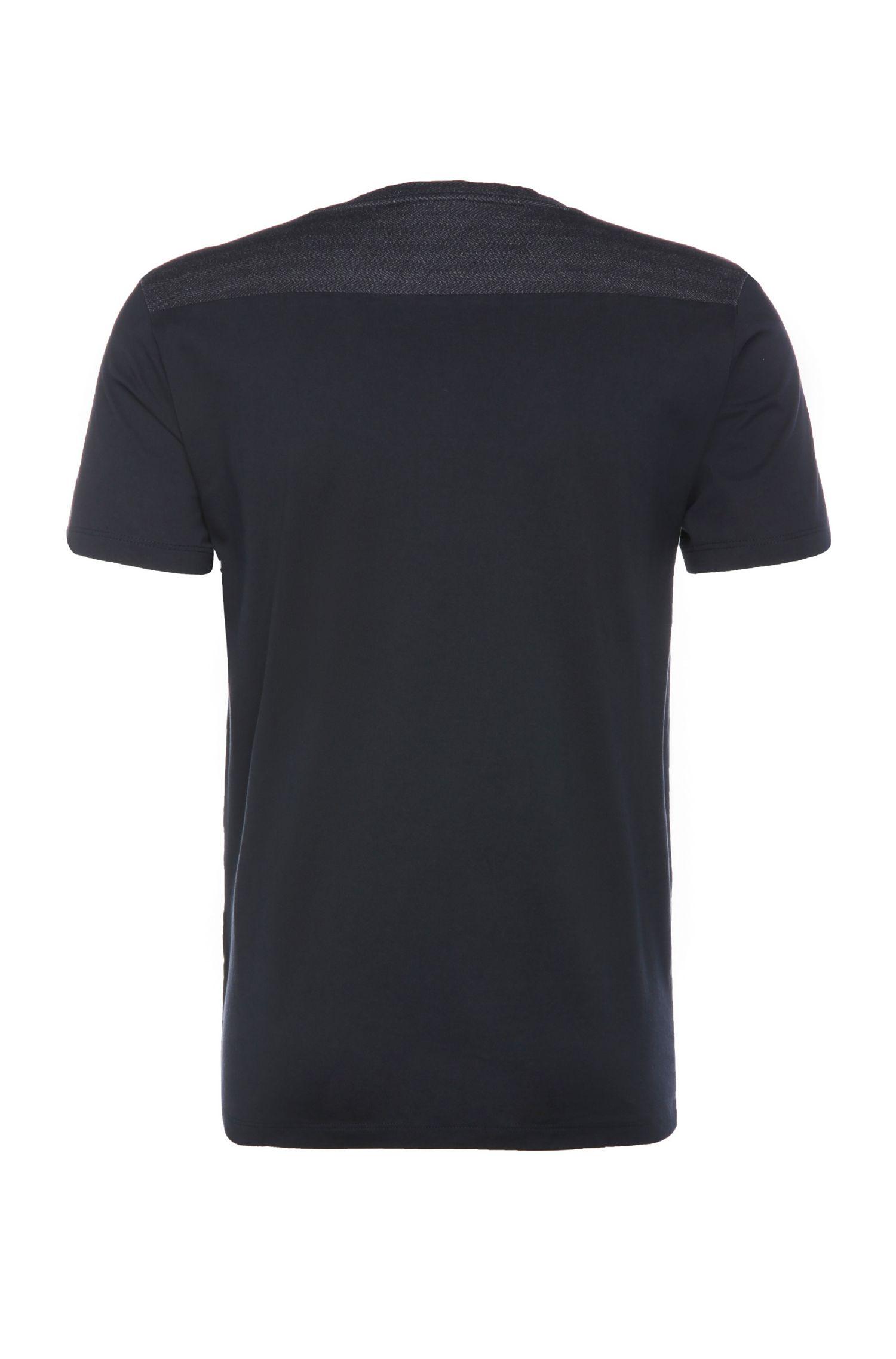 Regular-Fit T-Shirt aus Baumwolle: ´Trike`