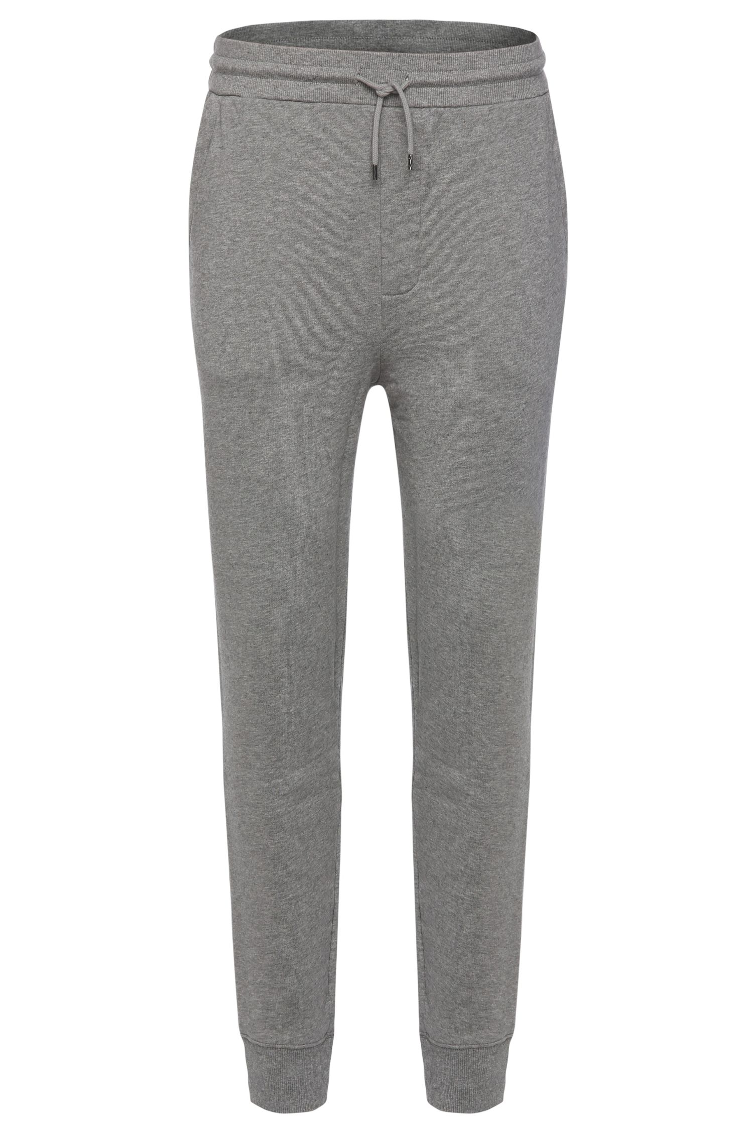 Casual jogging trousers in cotton: 'South'