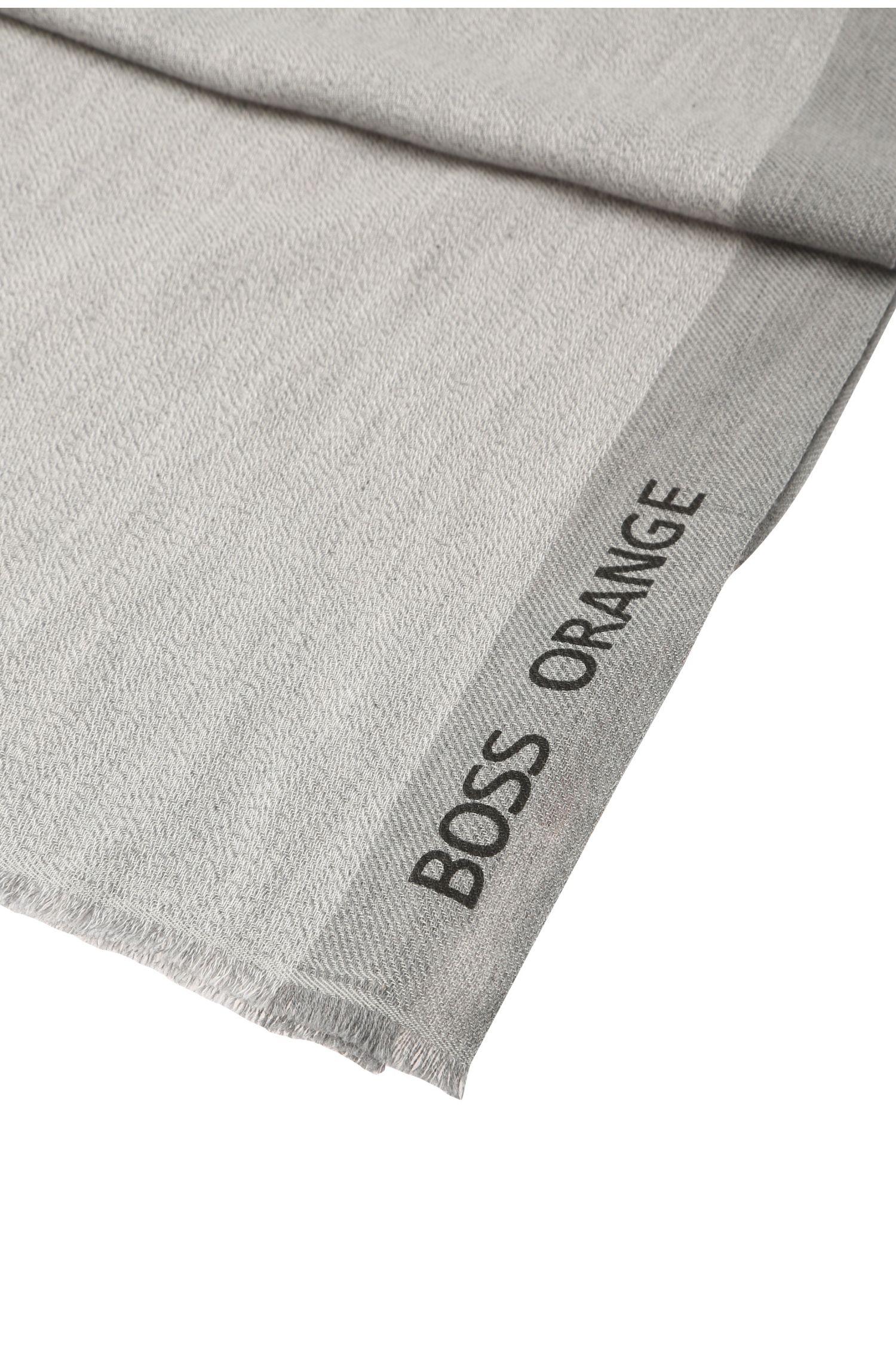 Schal aus Baumwoll-Mix: ´Niklas`