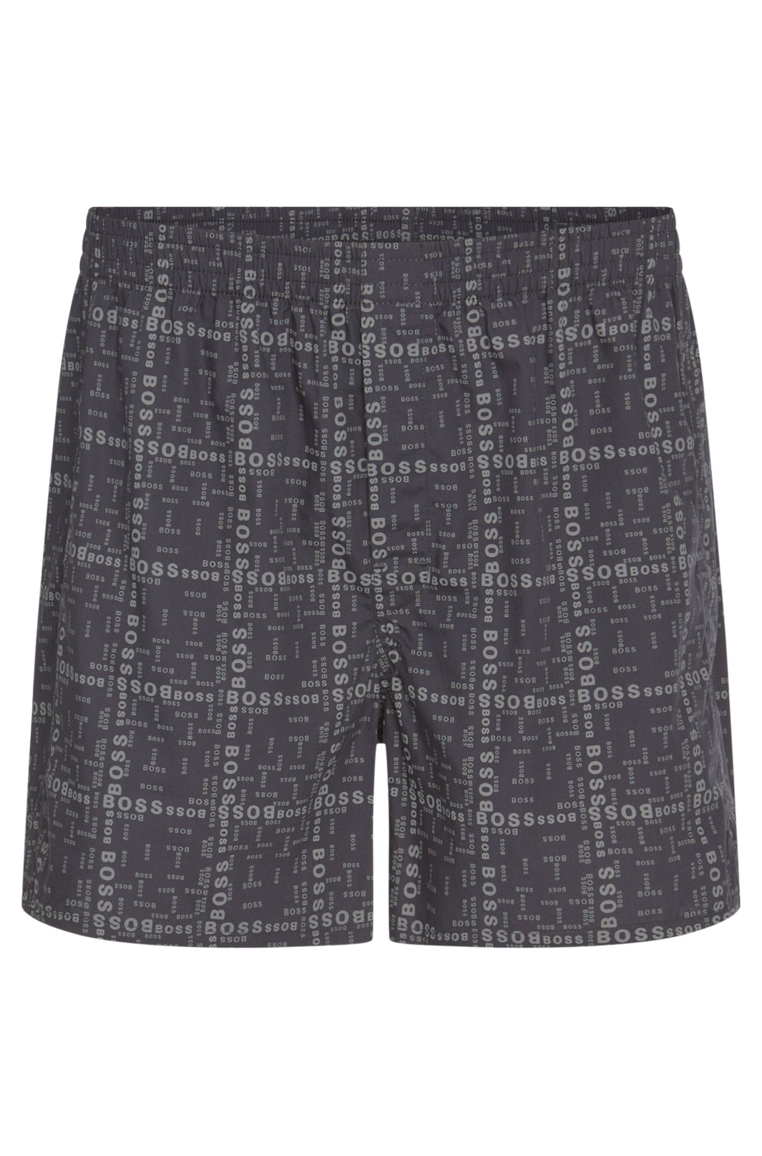 Regular-Fit Boxershorts aus Baumwolle: 'Boxer Short CW'