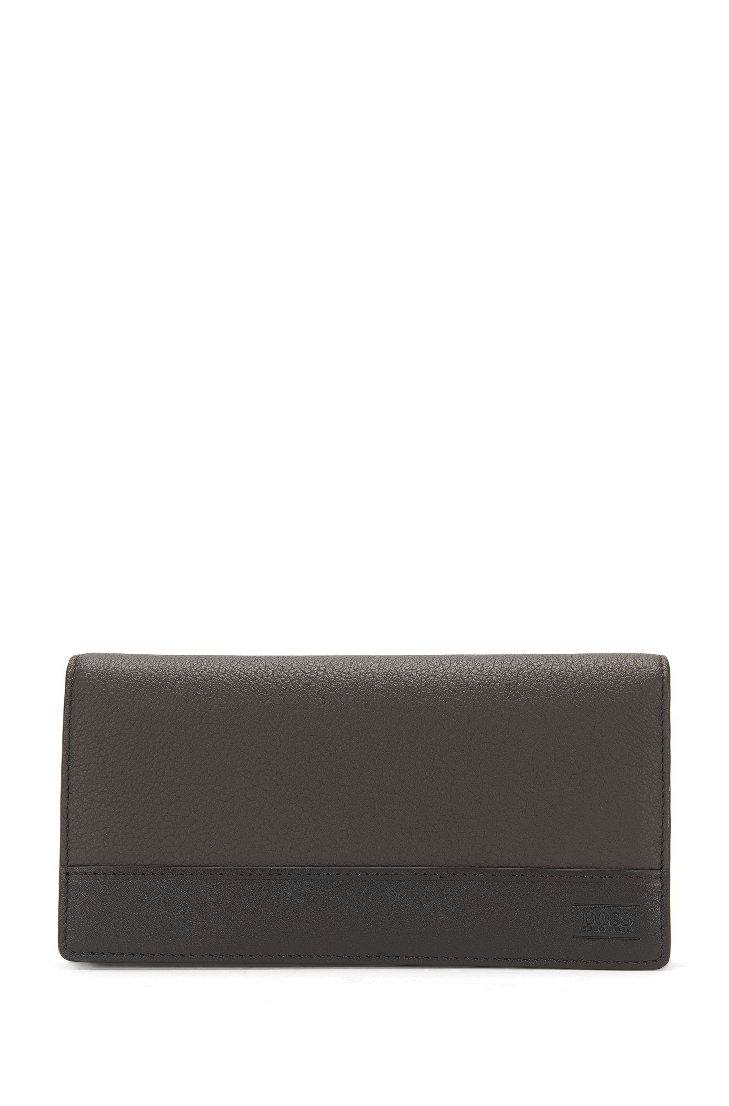 Leather wallet in continental format: 'Aspen_Continental'