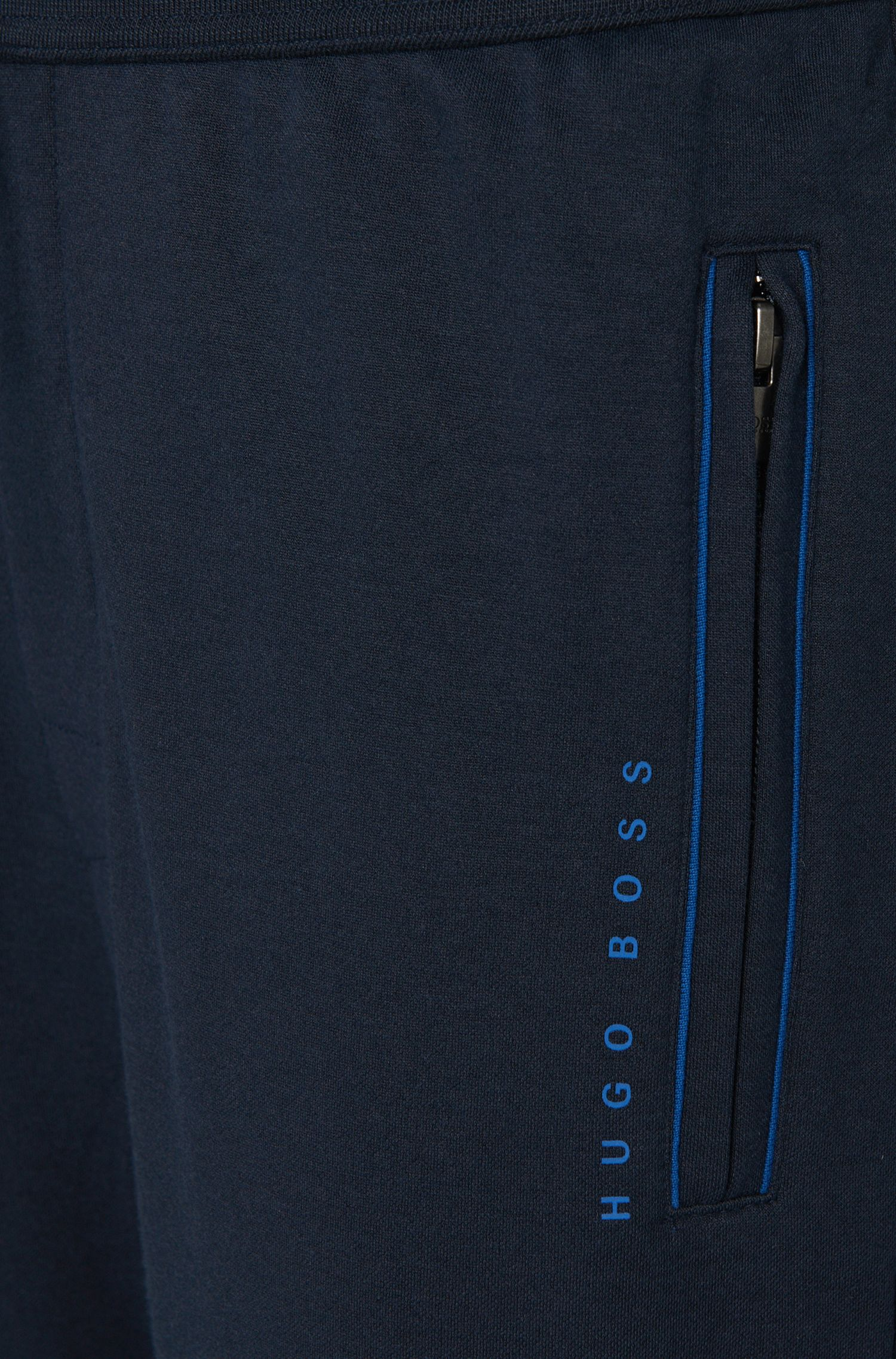 Regular-Fit Jogginghose aus Baumwoll-Mix: 'Long Pant'