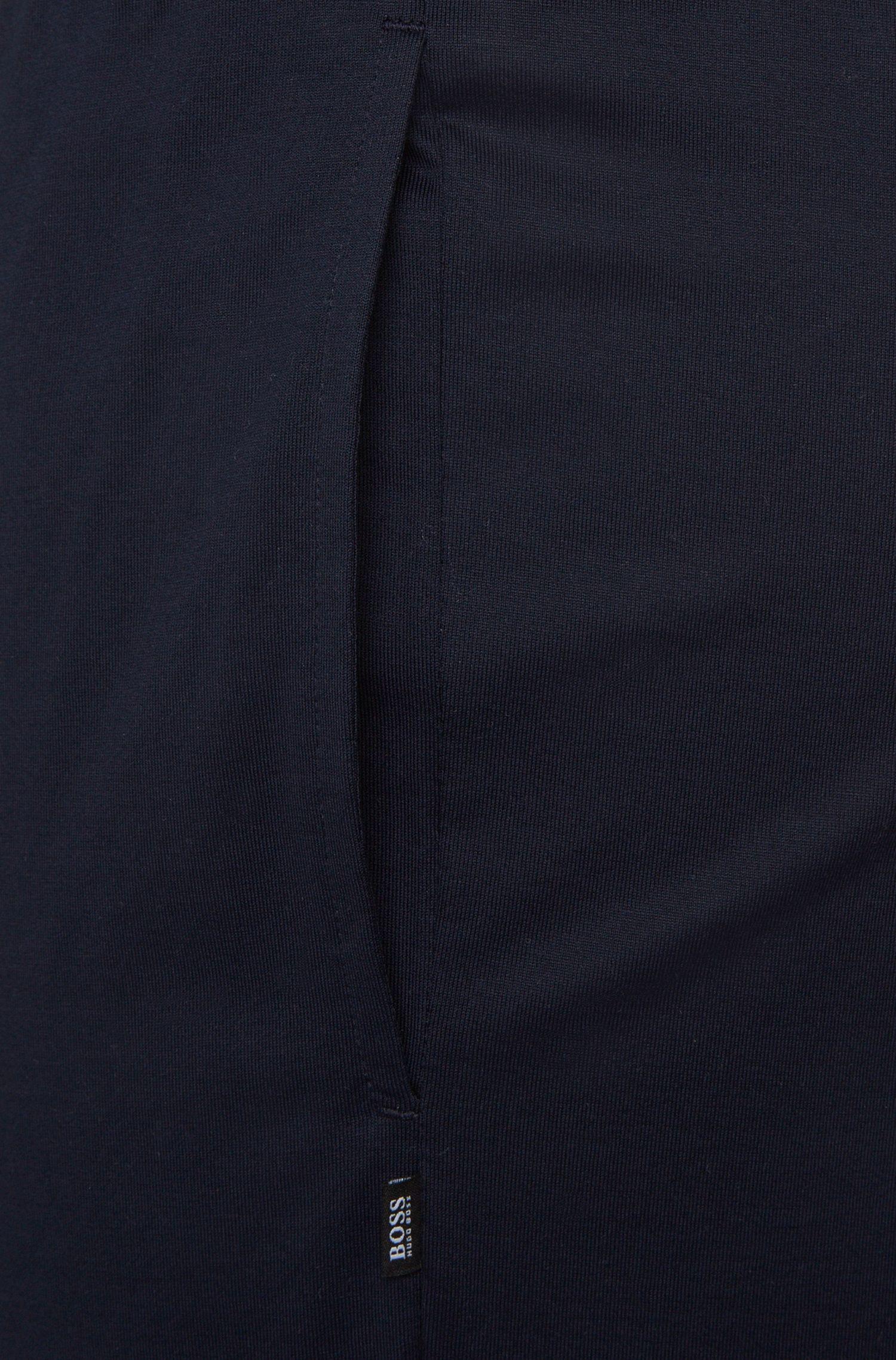 Pyjama-Hose aus reiner Baumwolle: 'Long Pant CW'
