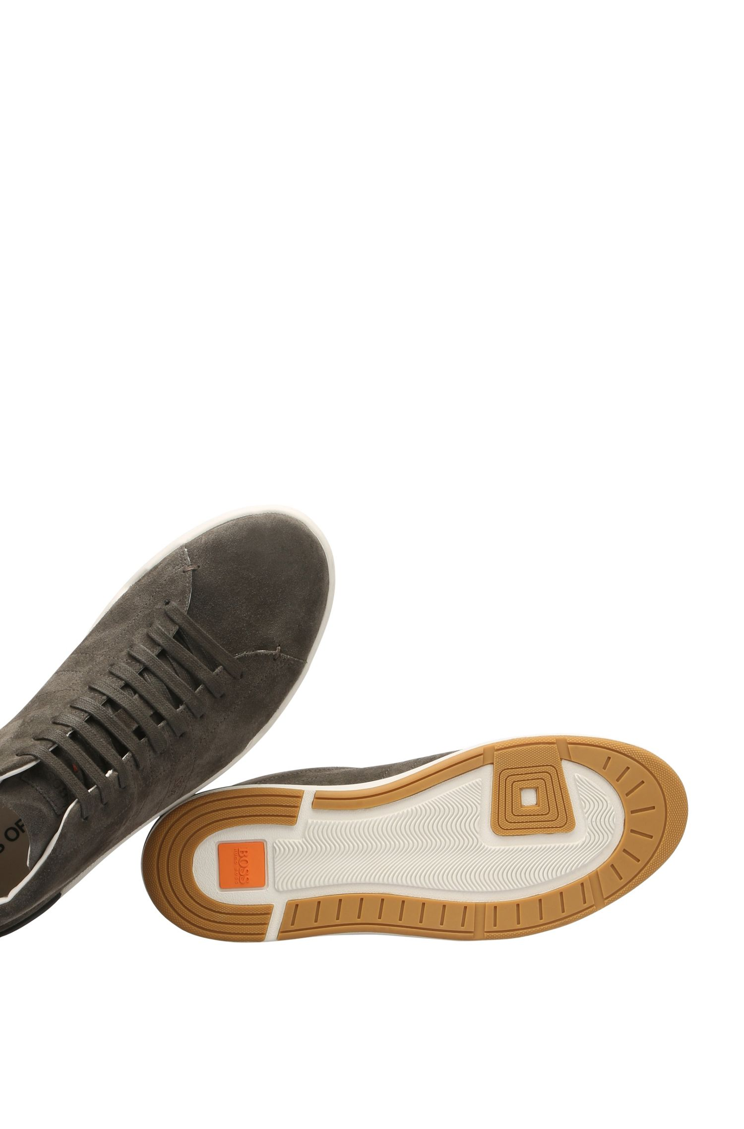 Hoge sneakers van suède: 'Stillnes_Midc_sd'