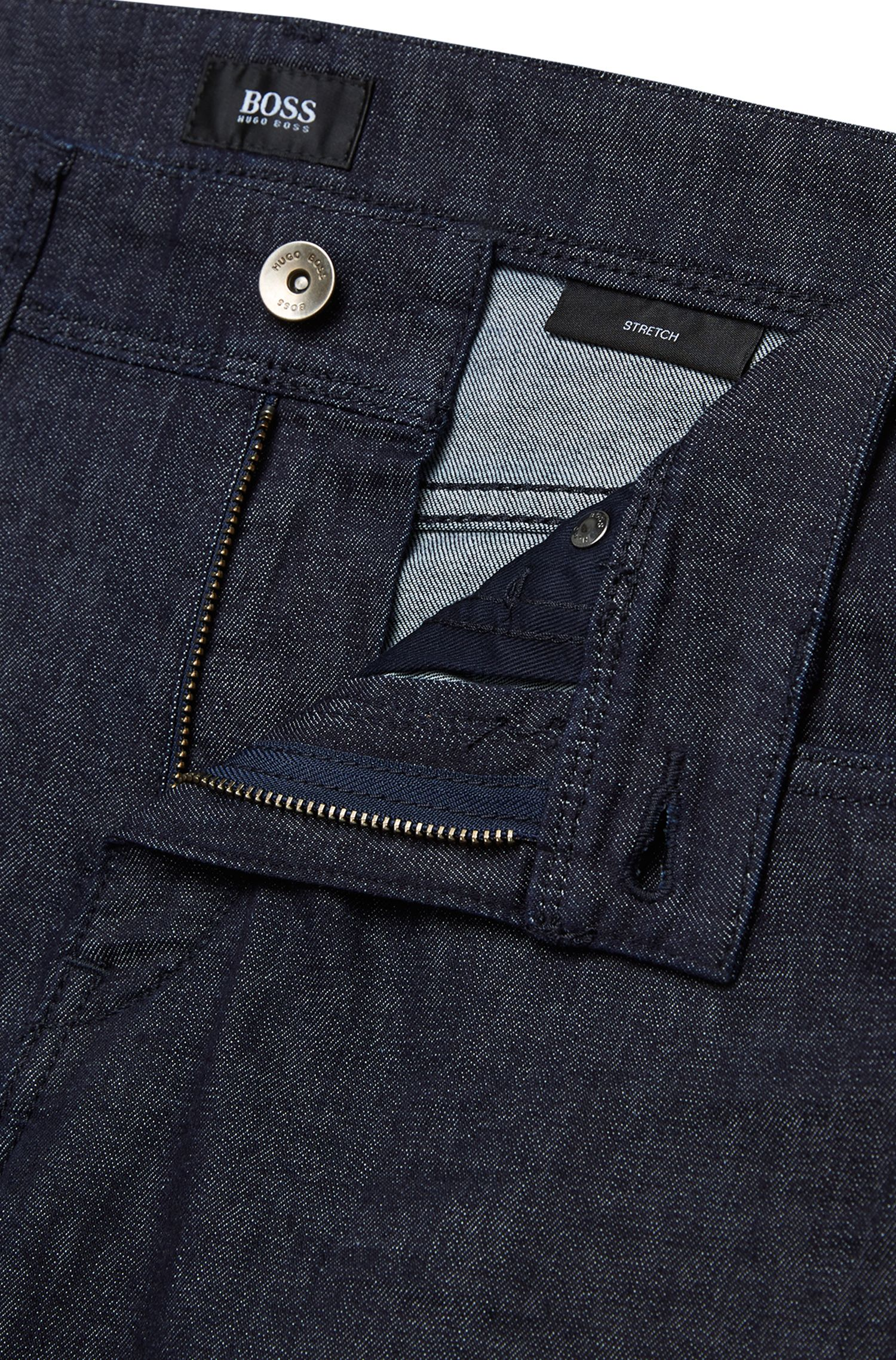 Jeans Slim Fit en coton stretch : « Charleston3 »