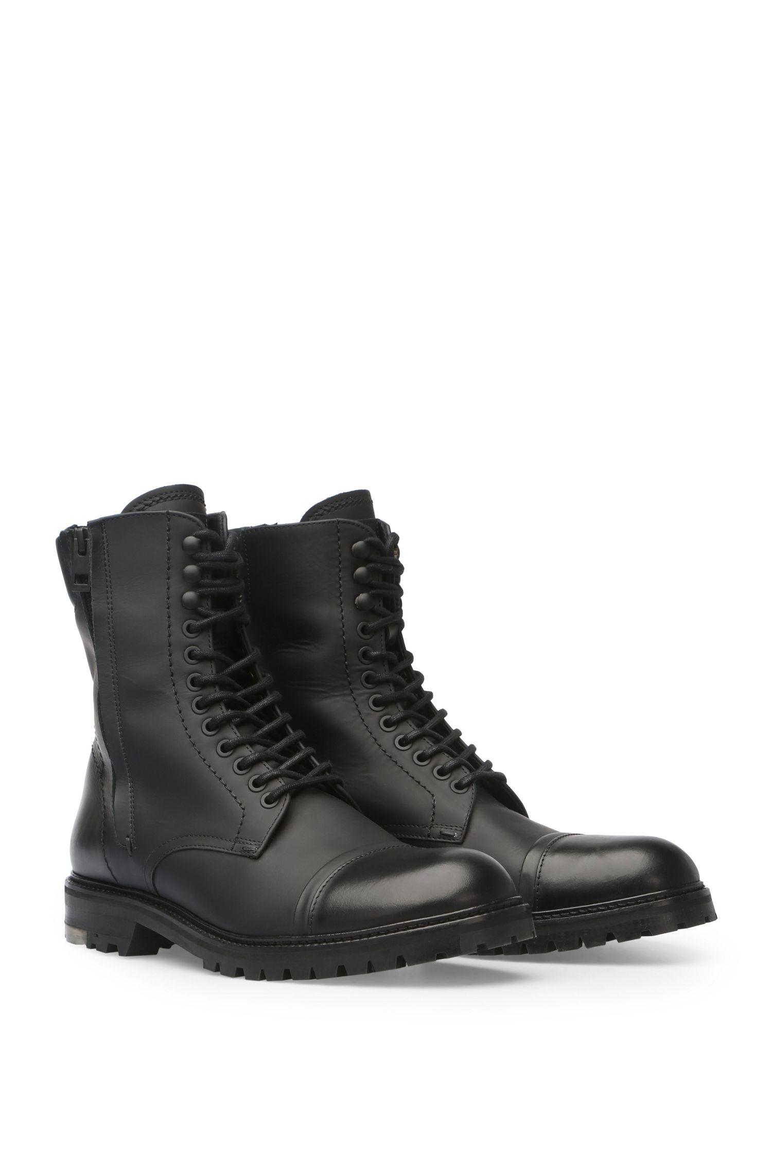 Lederstiefel im Military-Stil: ´Tonkin_Boot_lt`
