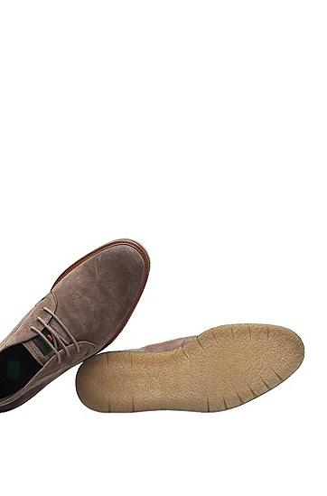 Desert Boots aus Veloursleder im Vintage-Look: ´Tuned_Desb_sd`, Braun