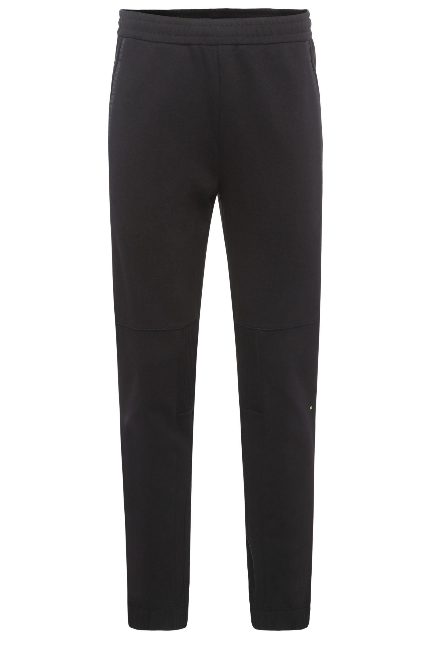 Pantalon de jogging en coton mélangé extensible: «Hyon»