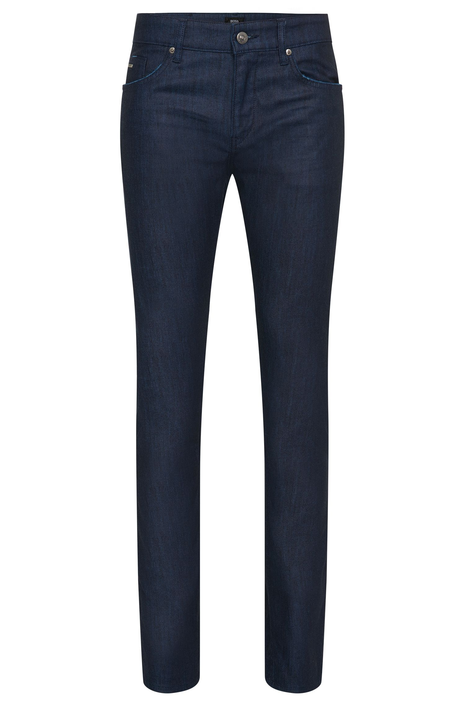 Jeans Slim Fit en coton stretch : « Delaware3 »