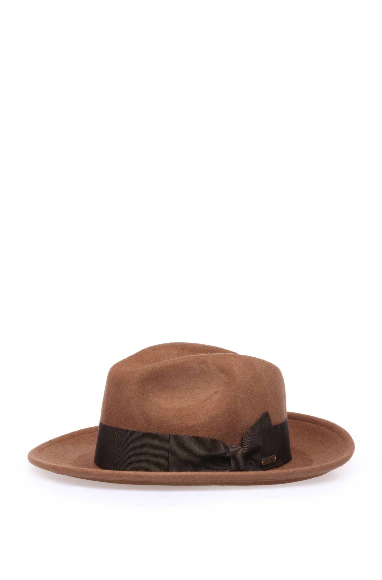 Sombrero de lana: 'Fani'