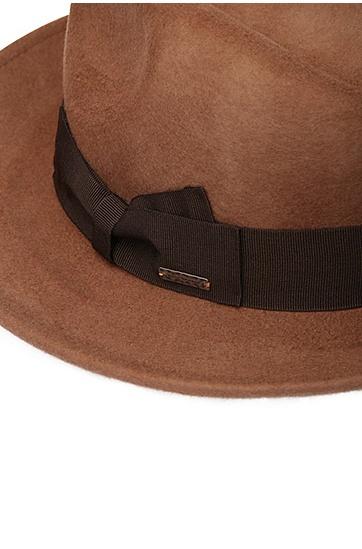 Hut aus Wolle: ´Fani`, Hellbraun