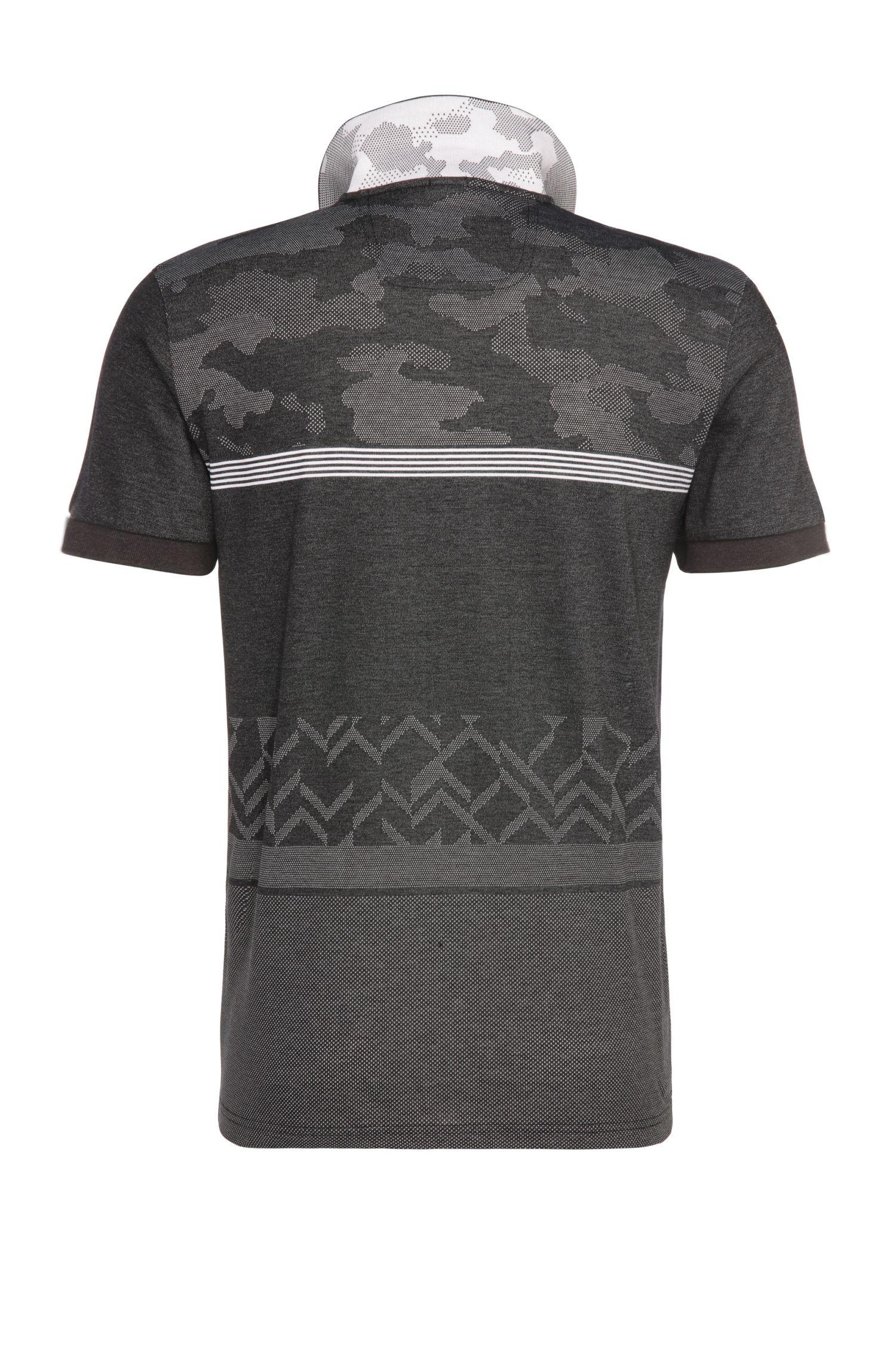 Regular-Fit Poloshirt aus Baumwolle: ´Paddy 4`