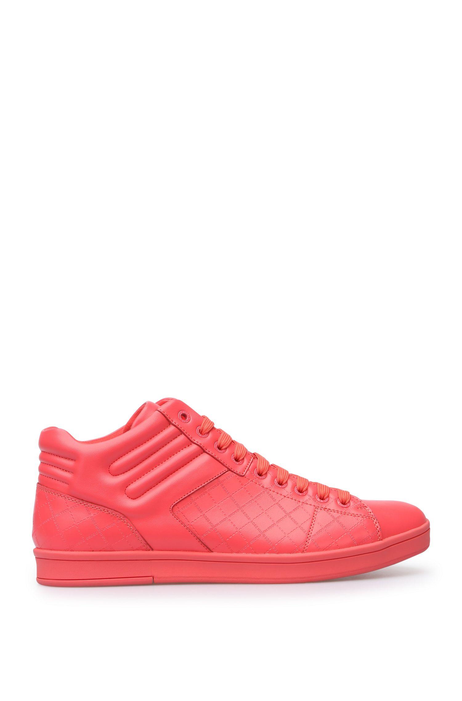 Lederne Sneakers mit Logo-Prägung: ´RayAdv_Midc_ltem`