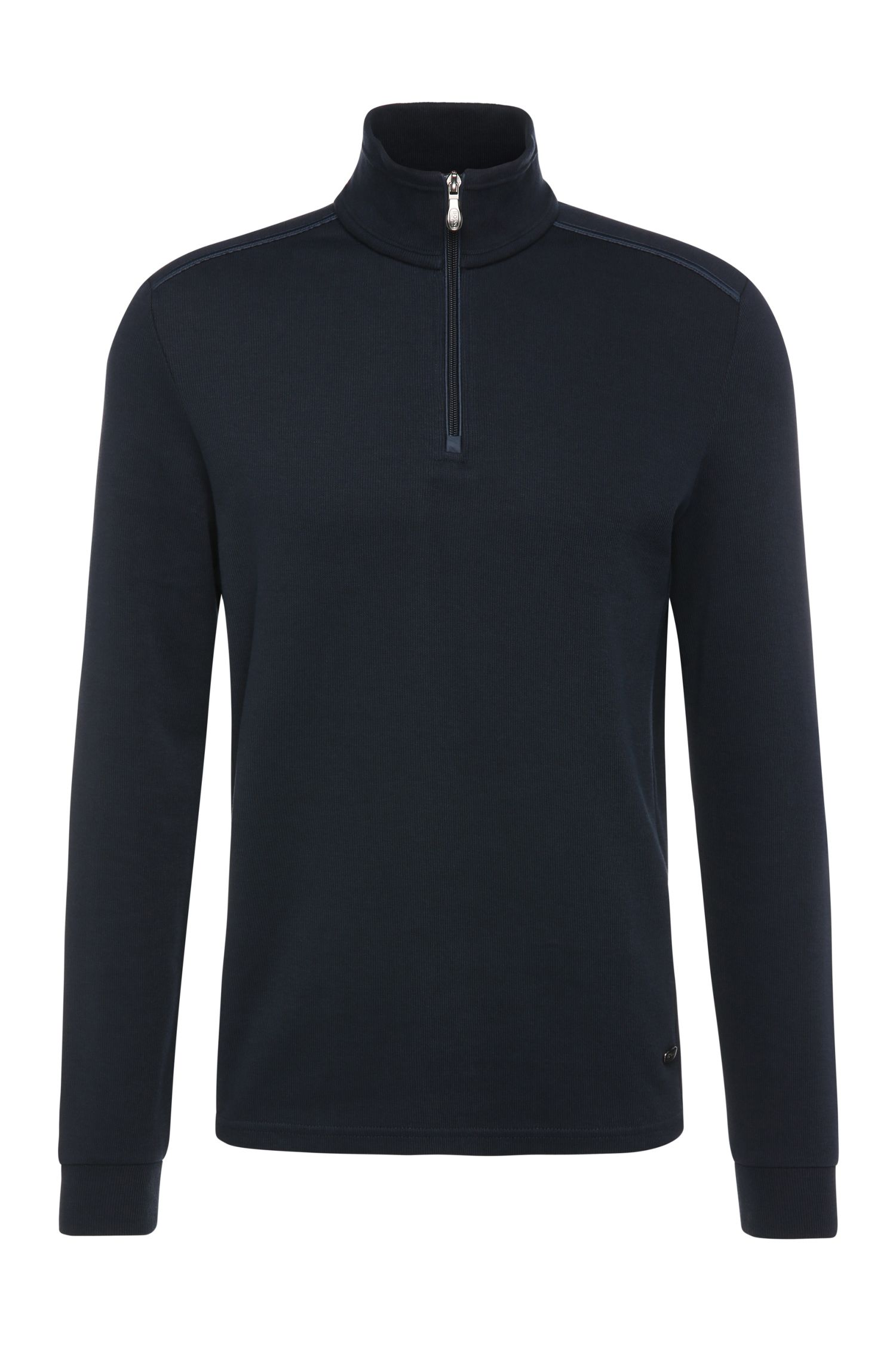 Regular-Fit Sweatshirt aus Baumwolle: ´C-Piceno 1`