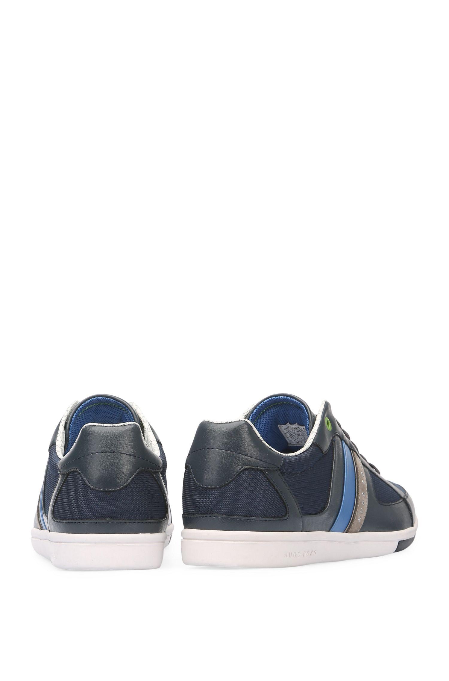 Sneakers aus Material-Mix: ´Metro_Tenn_ny`