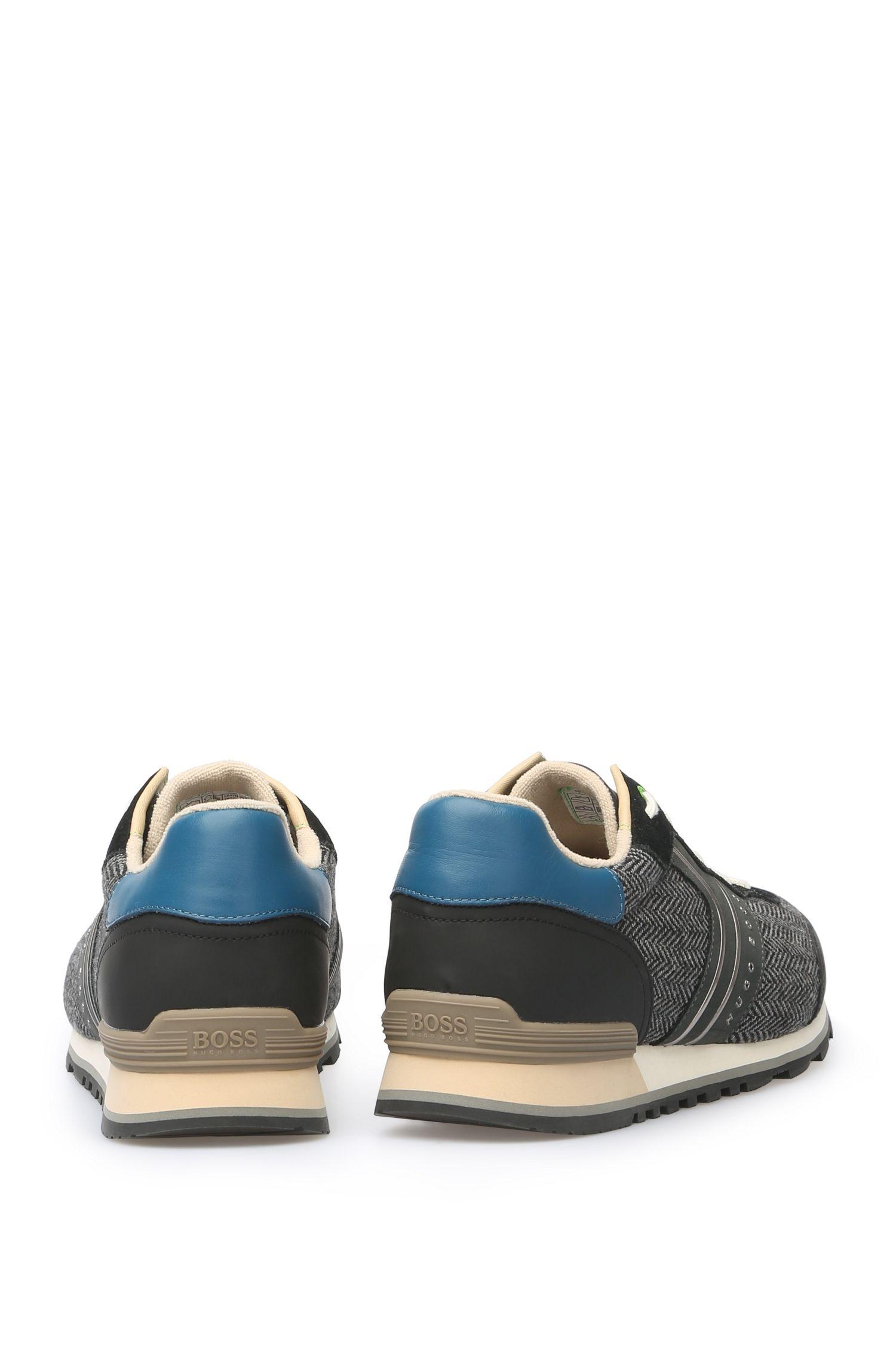 Sneakers aus Material-Mix: ´Parkour_Runn_cohr`