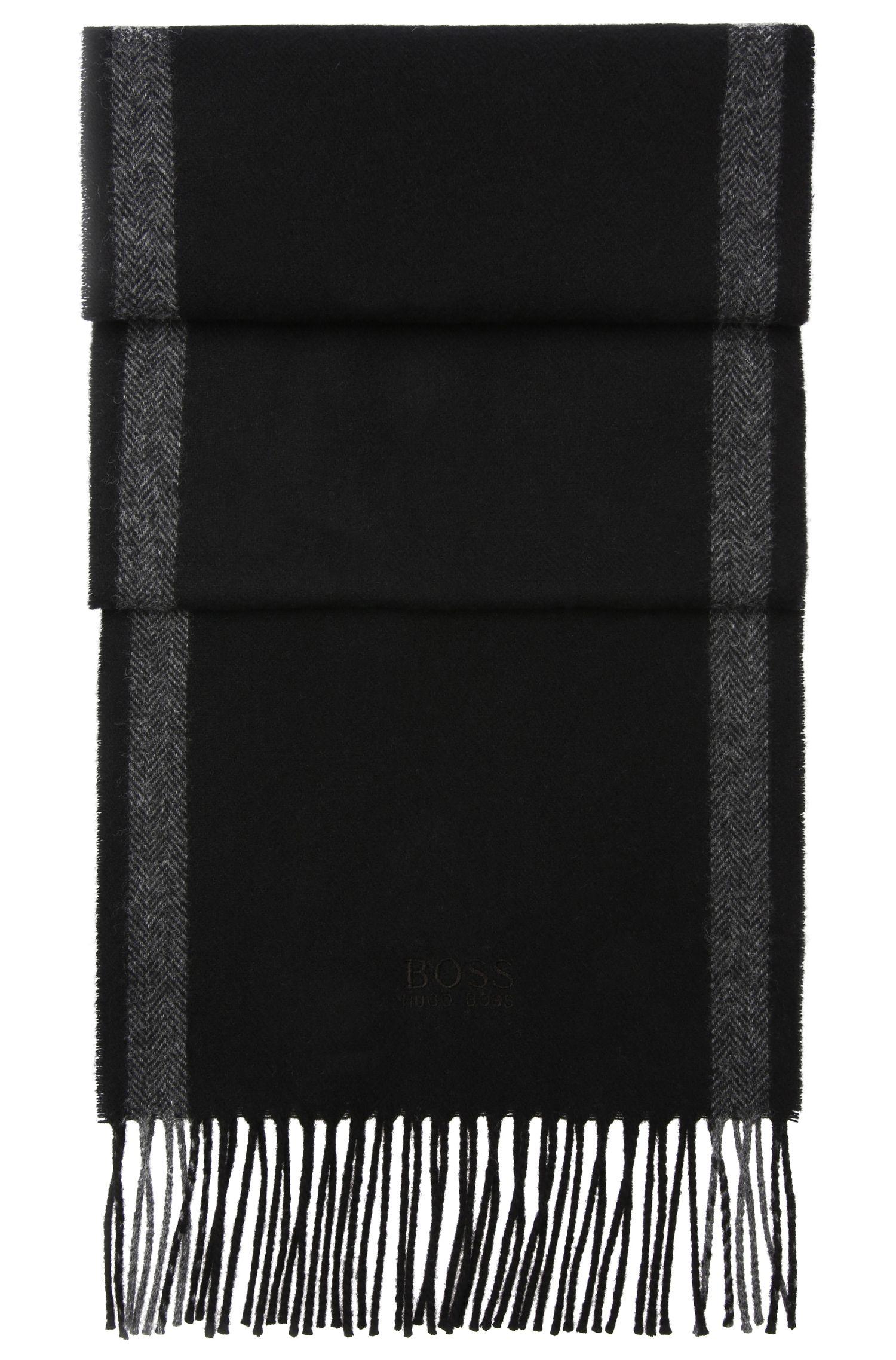 Chal en mezcla de lana con cachemira: 'C-Albarello 3'