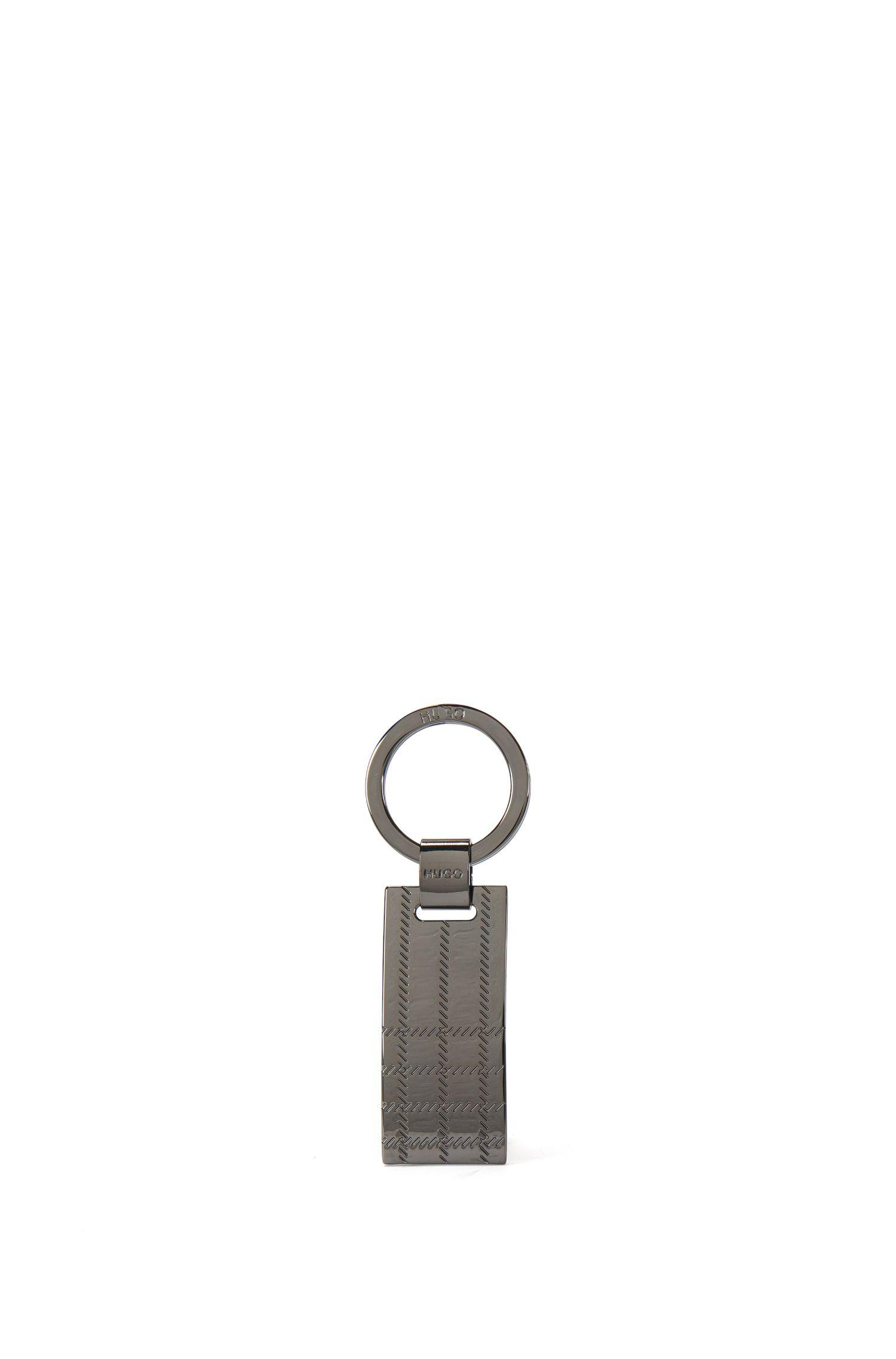 Set bestaande uit portemonnee van leer en sleutelhanger: 'GbH16FW_4cc coin key'