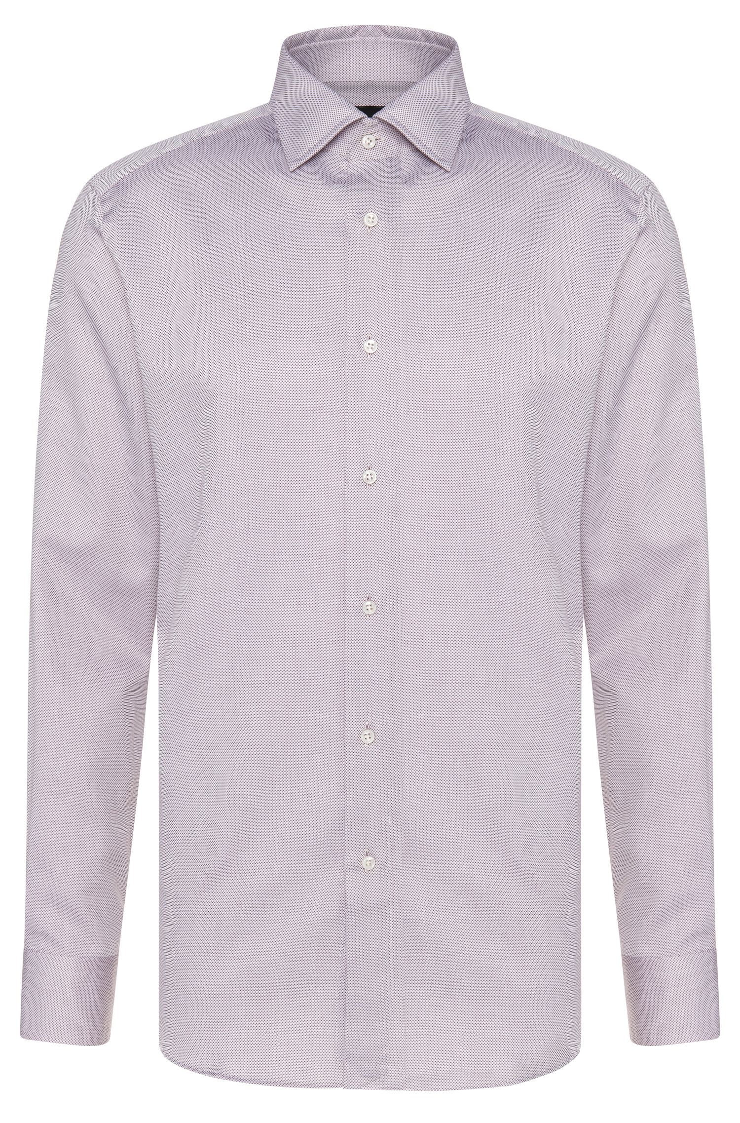 Camicia Tailored regular fit in cotone: 'T-Stuart'