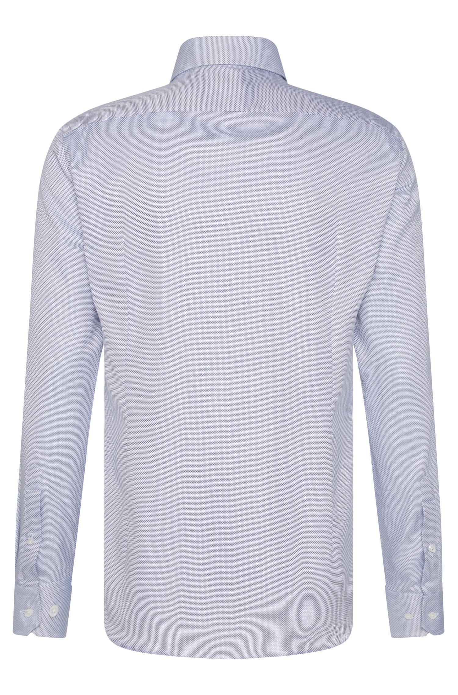 Chemise en coton à motif Slim Fit Tailored: «T-Christo»