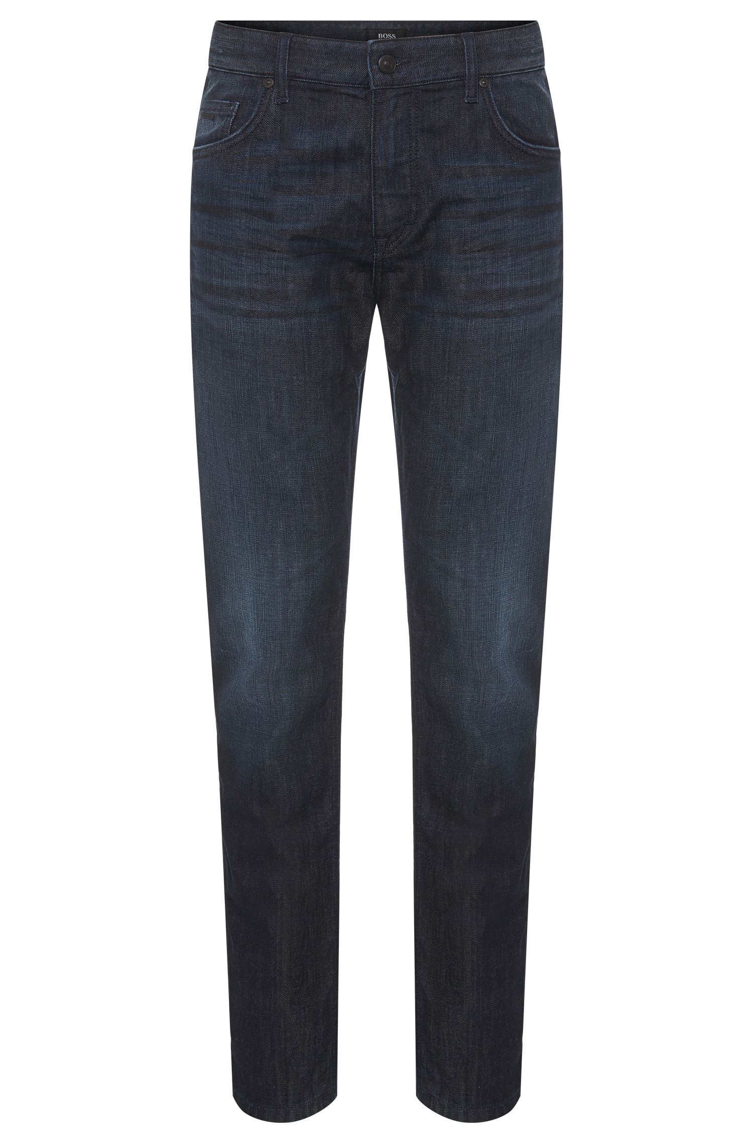 Jeans comfort fit in cotone elastico: 'Albany'