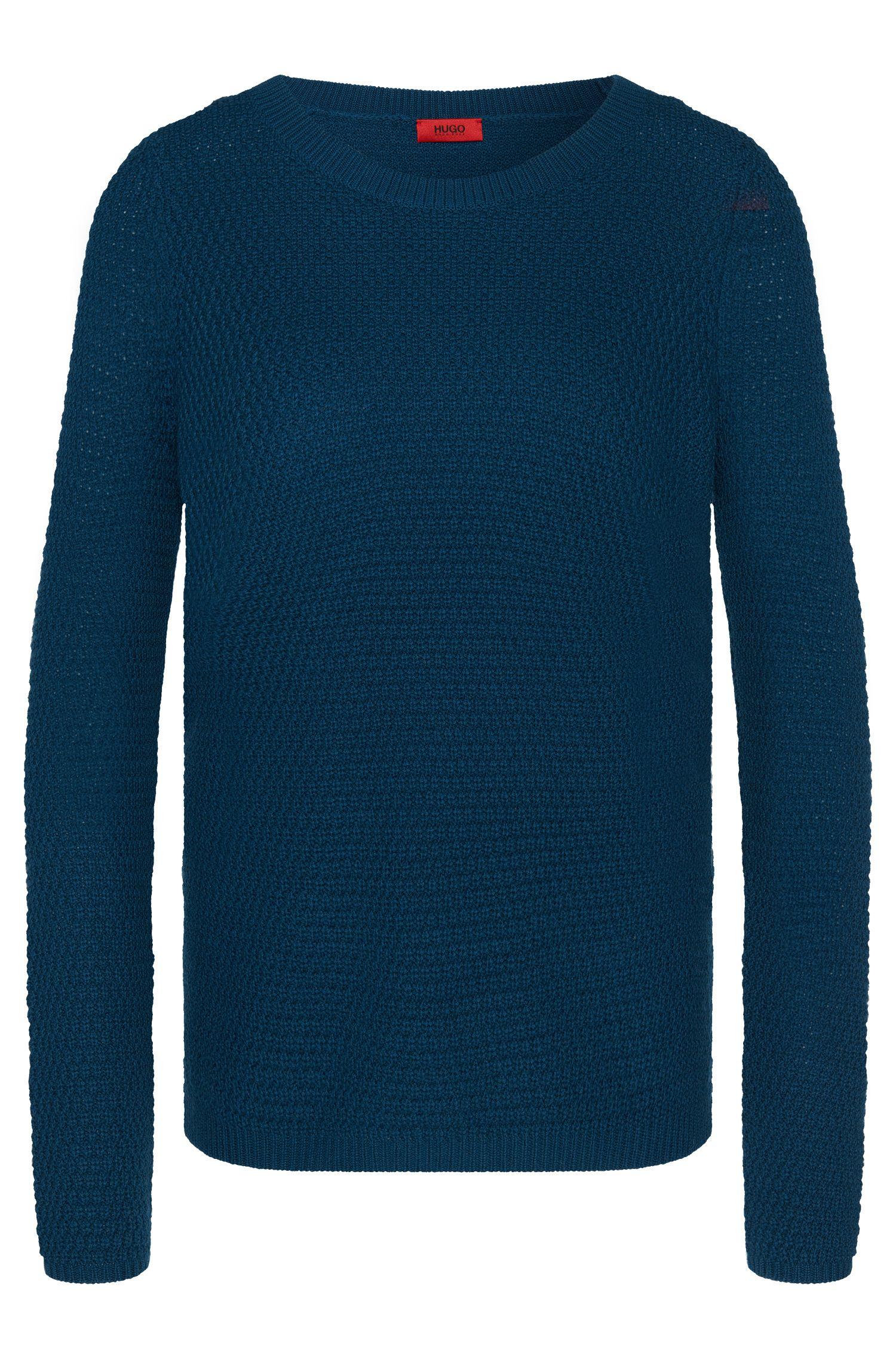Pullover in misto lana vergine con cashmere: 'Sharla'