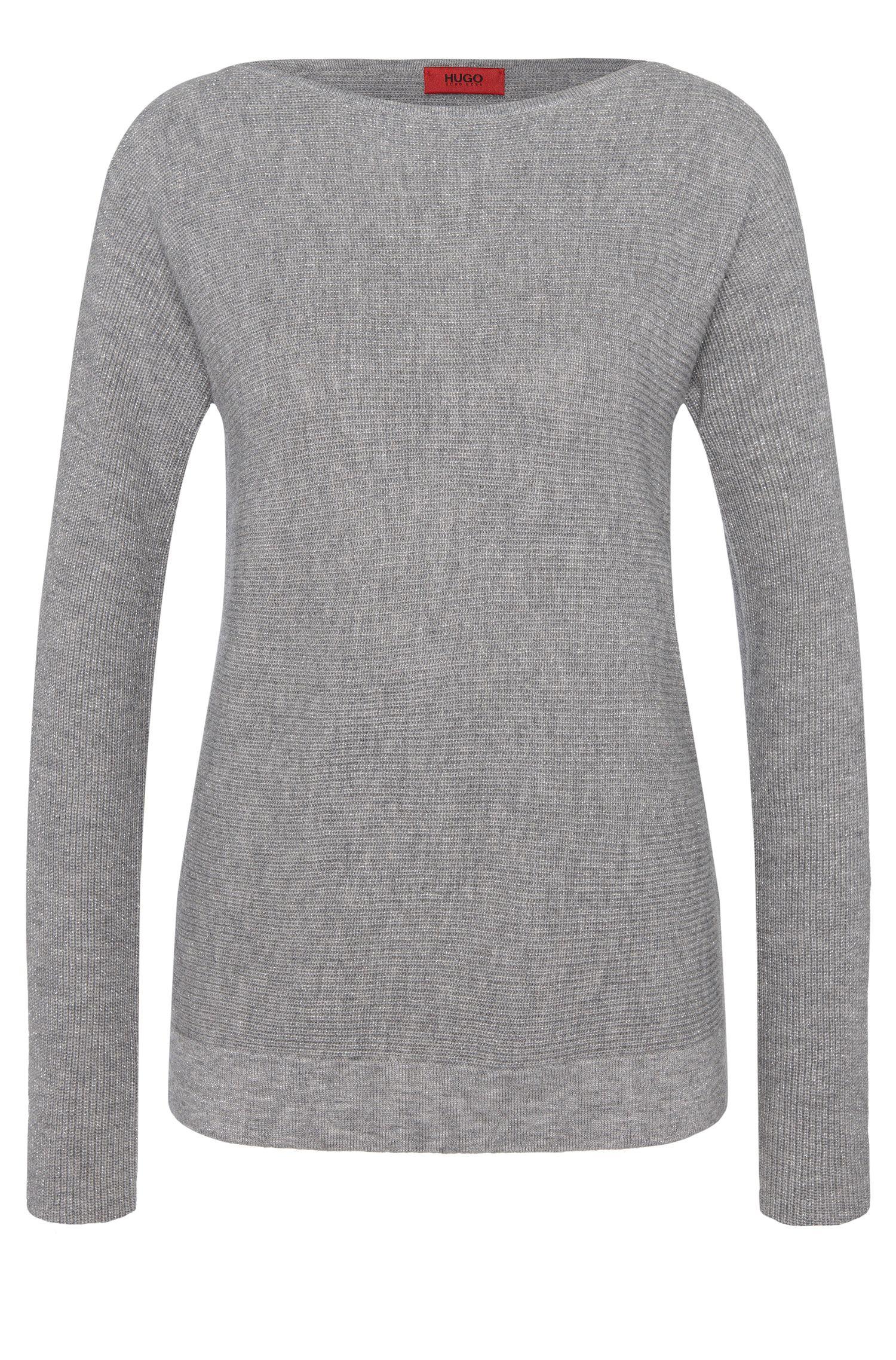 Pullover mit Metallfasern: 'Silona'