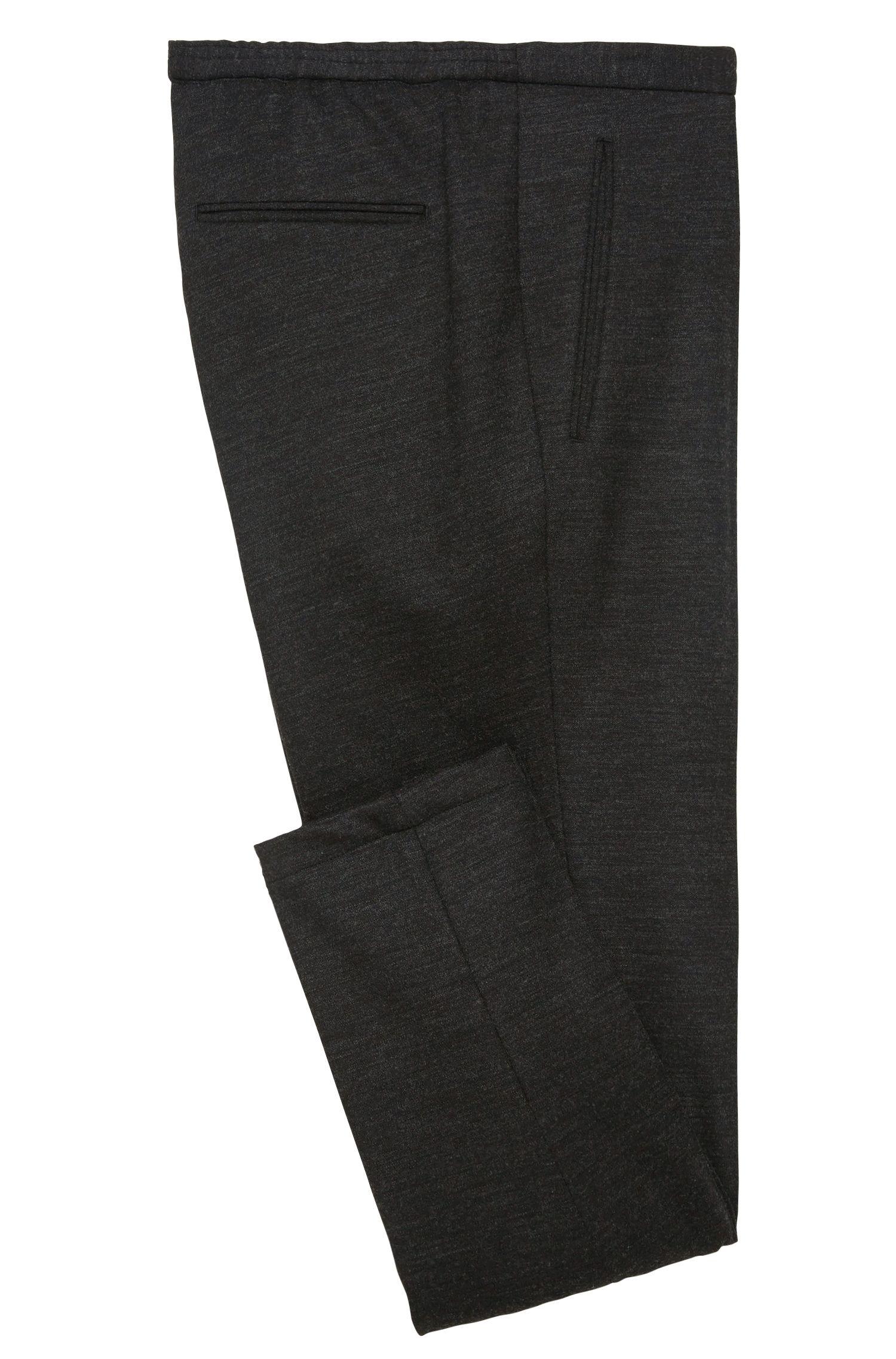 Pantalon Slim Fit à empiècement élastique à la taille: «Brio»