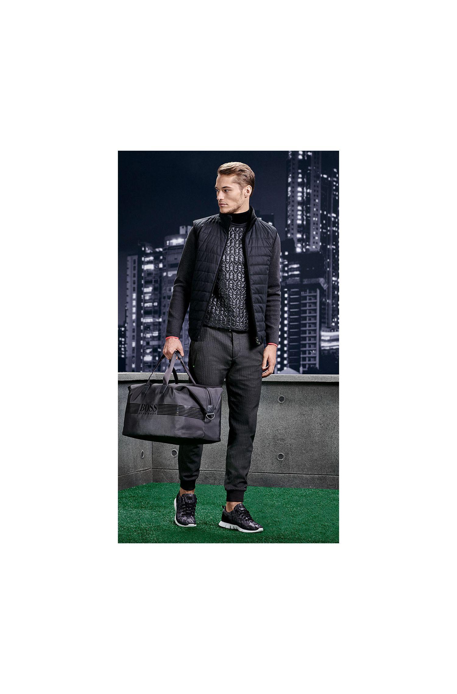 Regular-Fit Rollkragenpullover aus Schurwolle: ´C-Calvin_01`