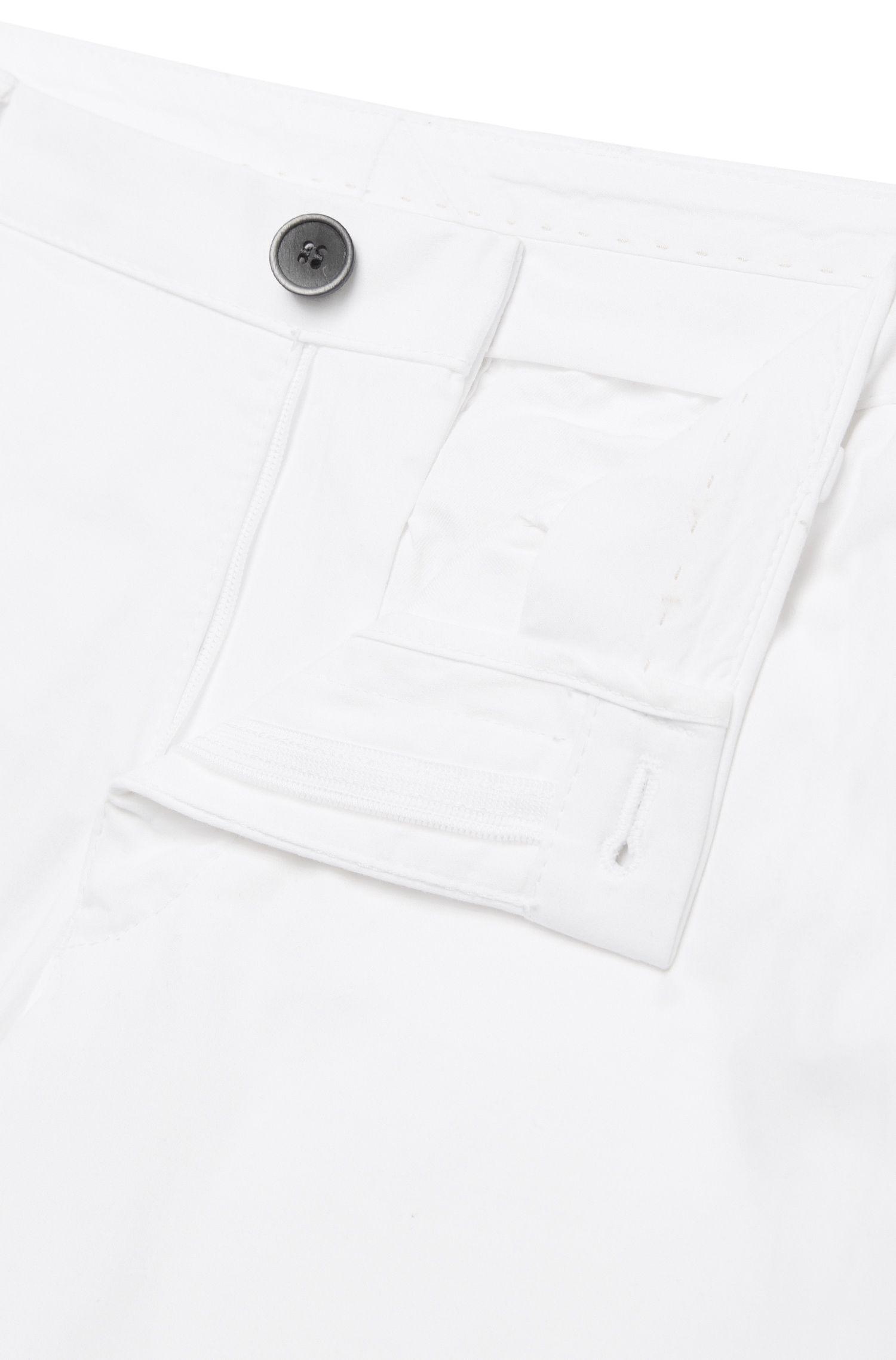 Chino Slim Fit en coton stretch: «Stanino15-W»