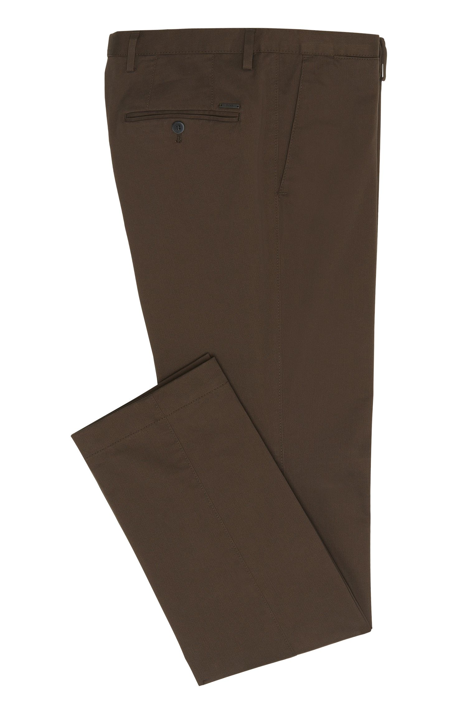 Chino Slim Fit en coton stretch : « Stanino15-W »