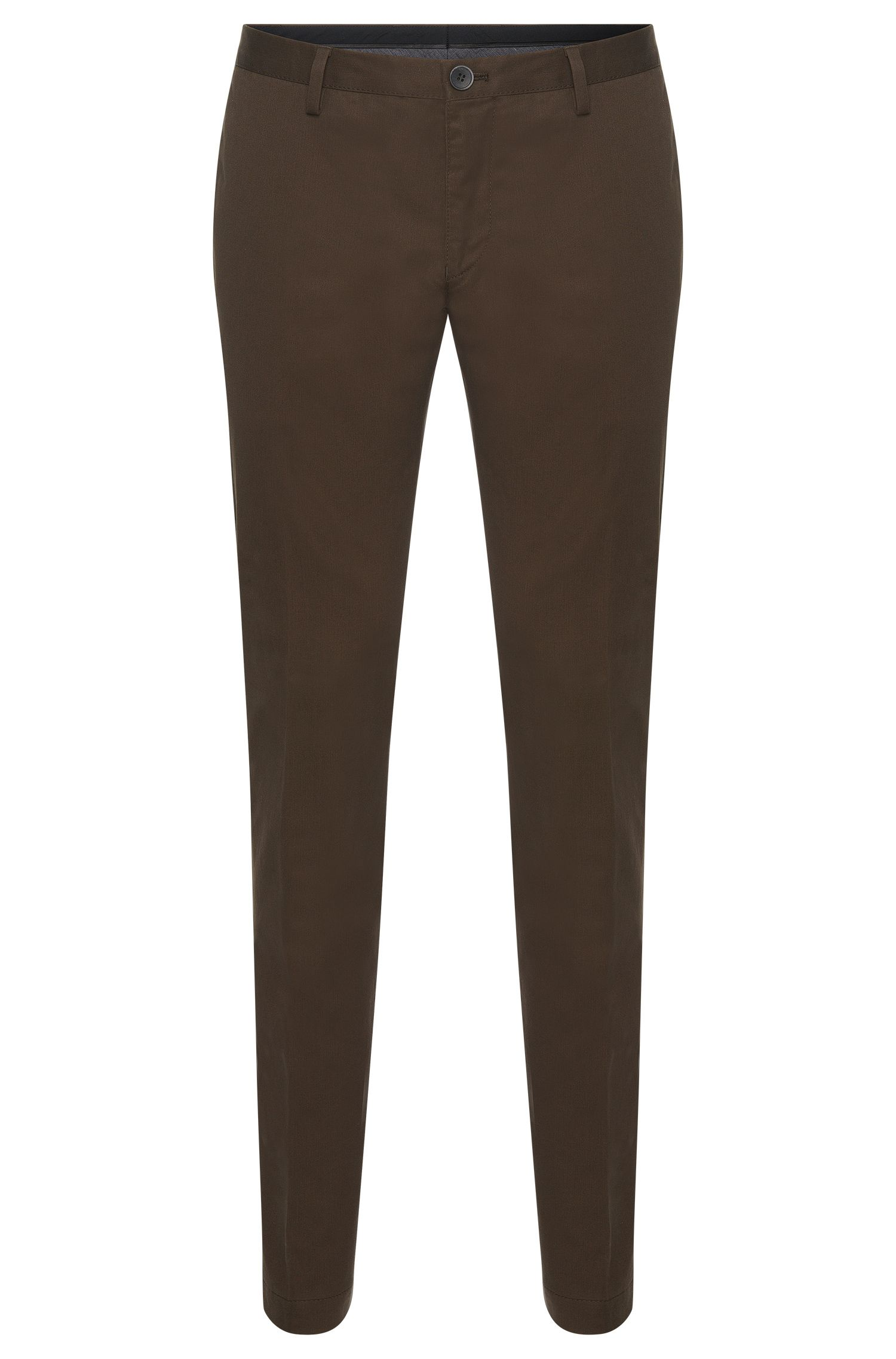 Slim-Fit Chino aus Stretch-Baumwolle: 'Stanino15-W'