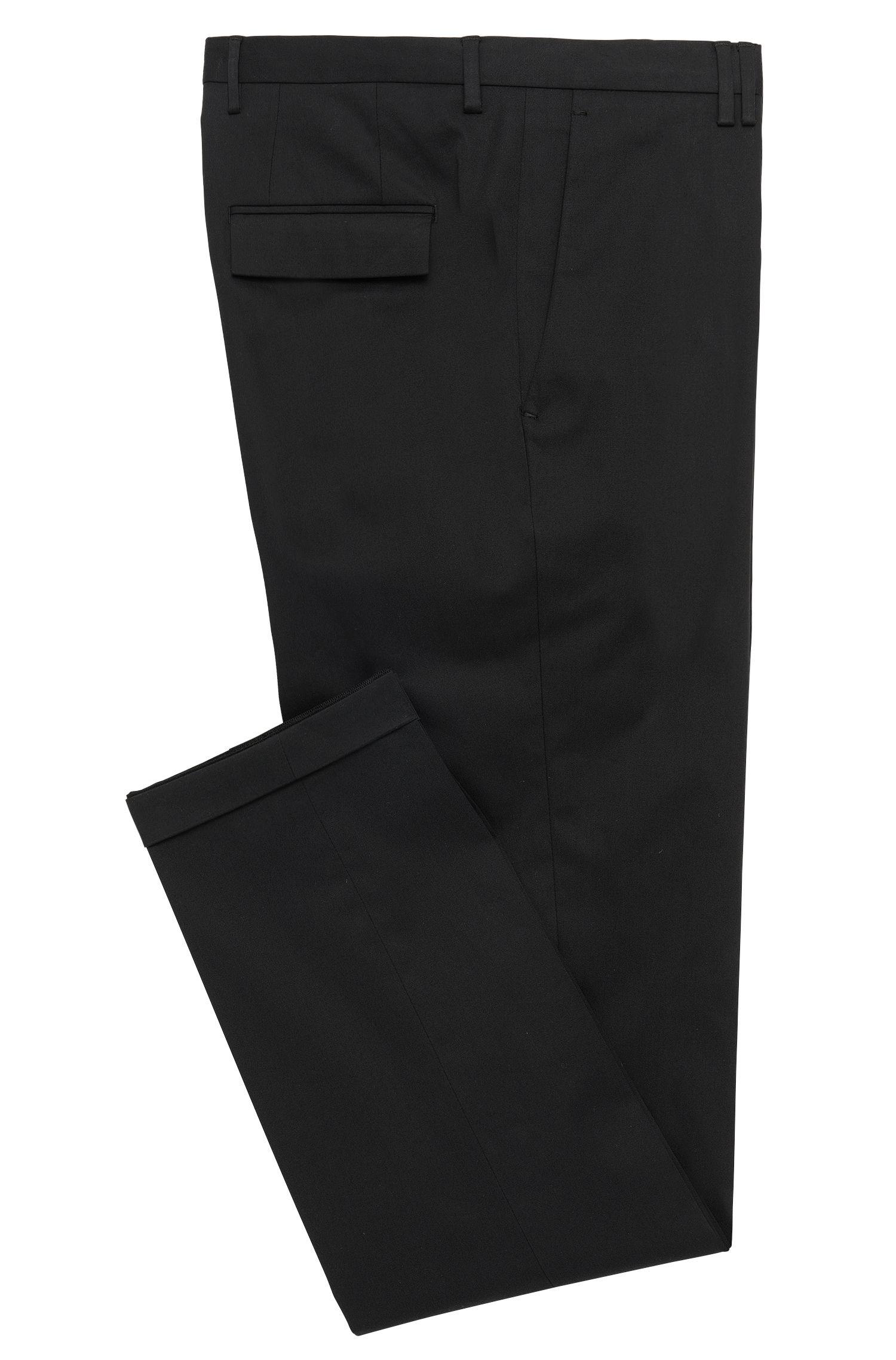 Slim-Fit Hose mit umgeschlagenen Beinabschlüssen: 'Bendix'