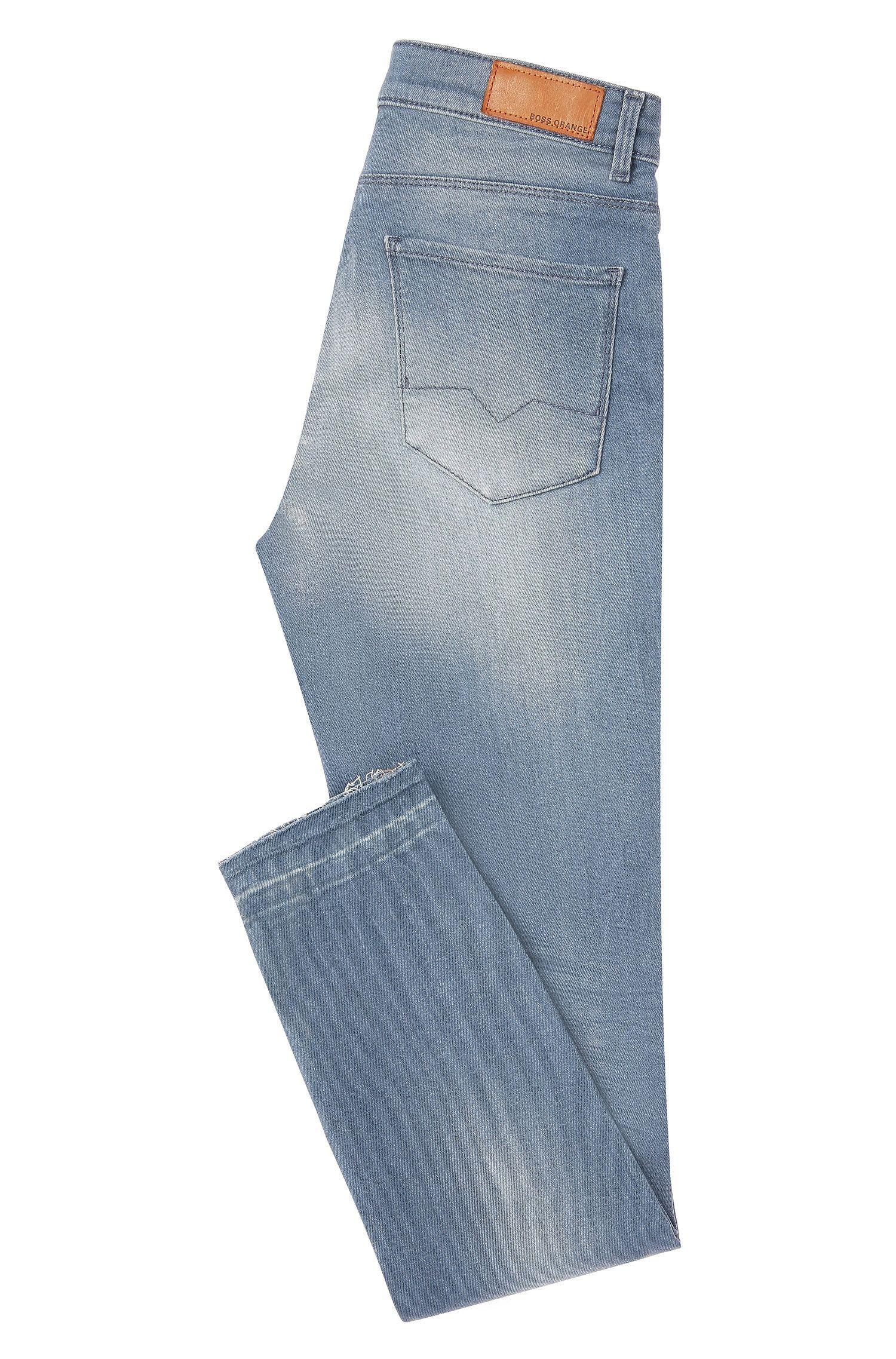 Jeans skinny fit in cotone elasticizzato: 'Orange J10 Florida'