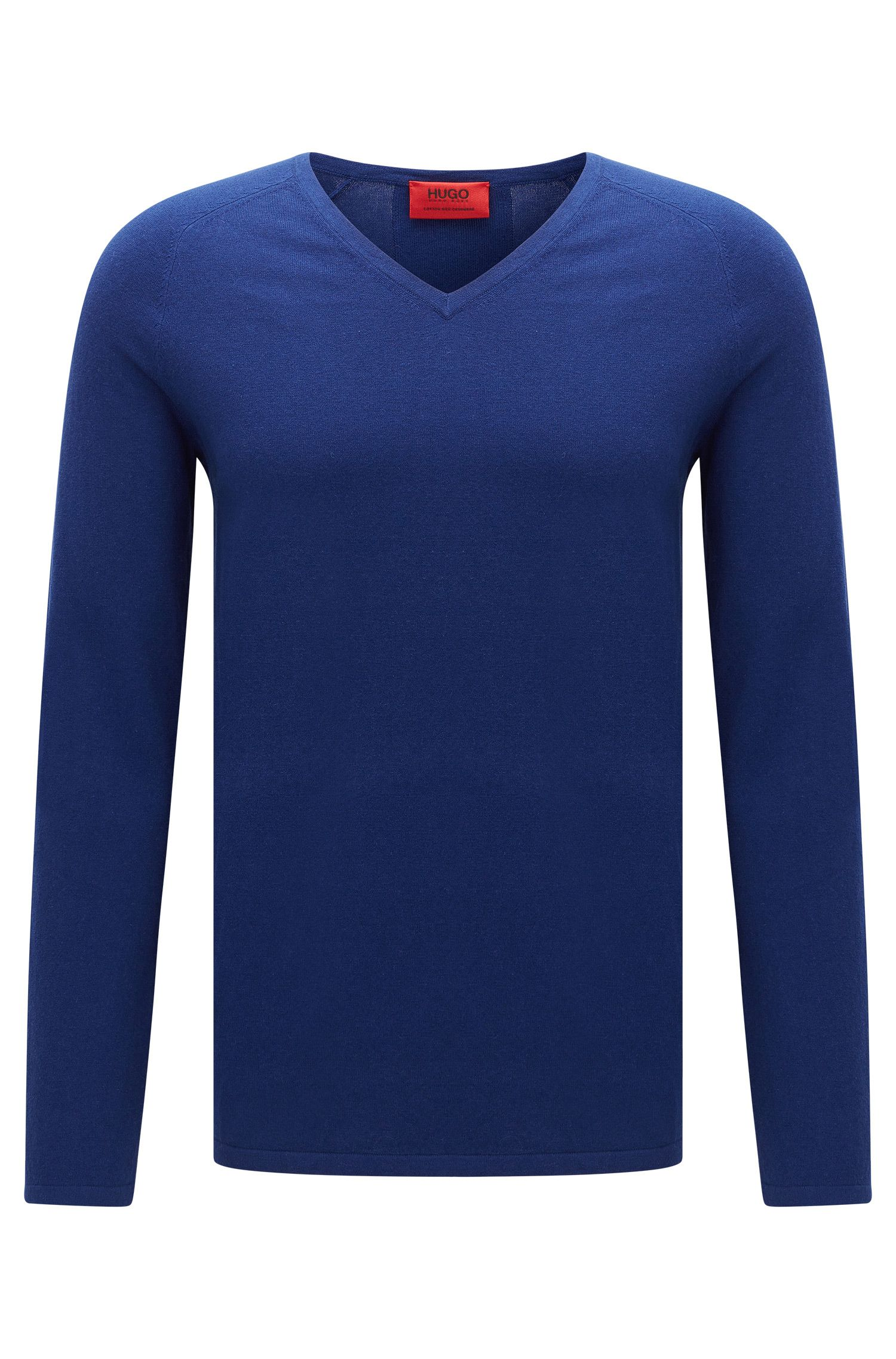 Pullover aus Baumwoll-Mix mit Seide und Kaschmir: 'San Jose'