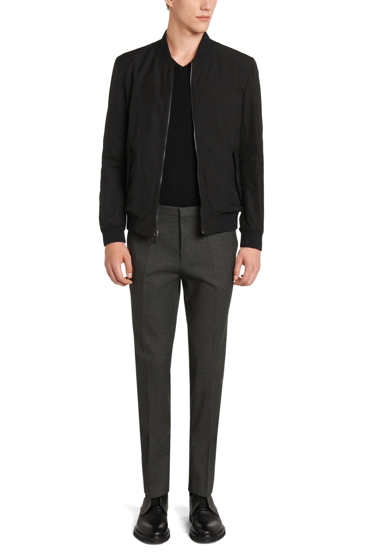 Comfort-fit trui van zuivere scheerwol: 'San Bernardo'