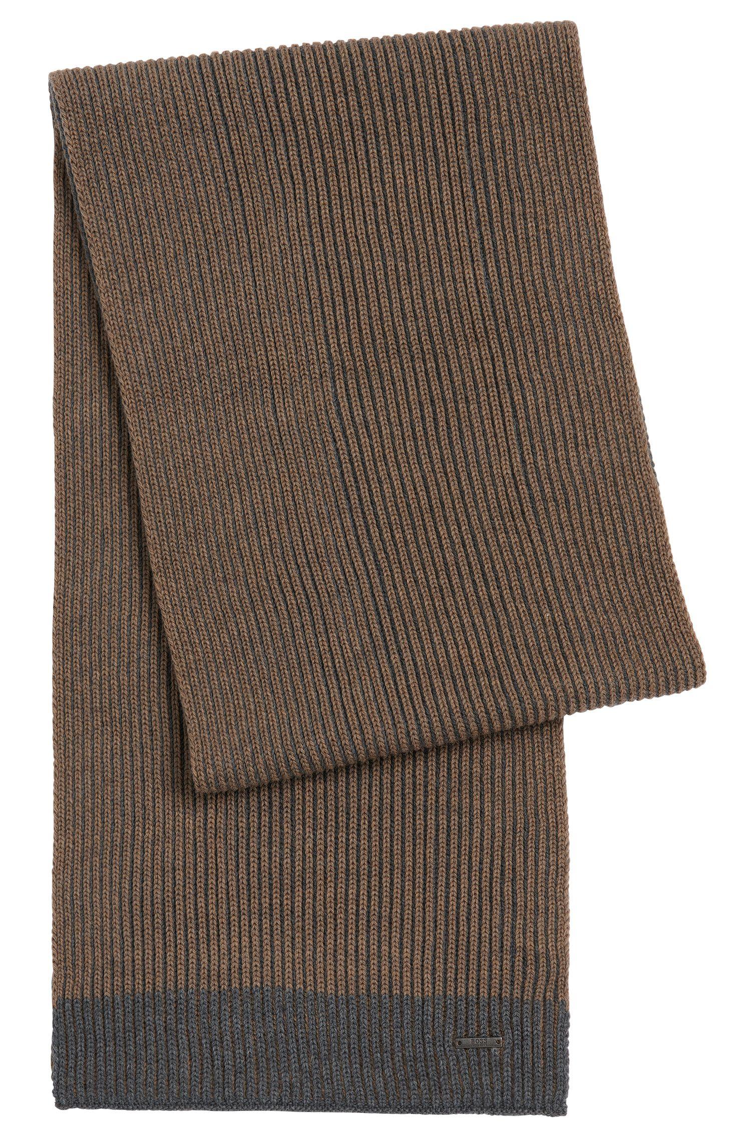 Schal aus Schurwolle: 'Balios'