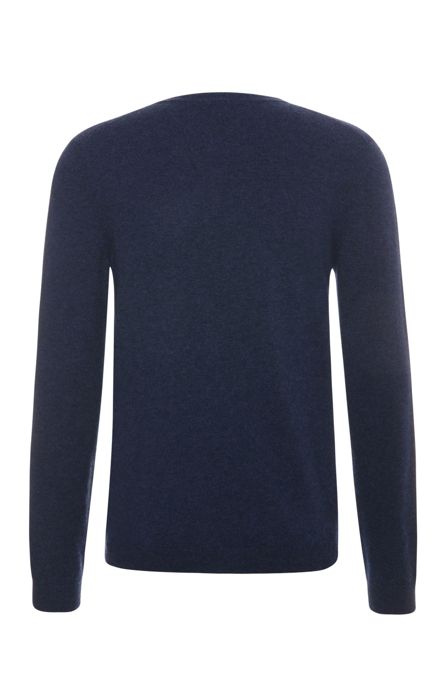 Gestrickter Regular-Fit Pullover aus Wolle: ´C-Celino_01`