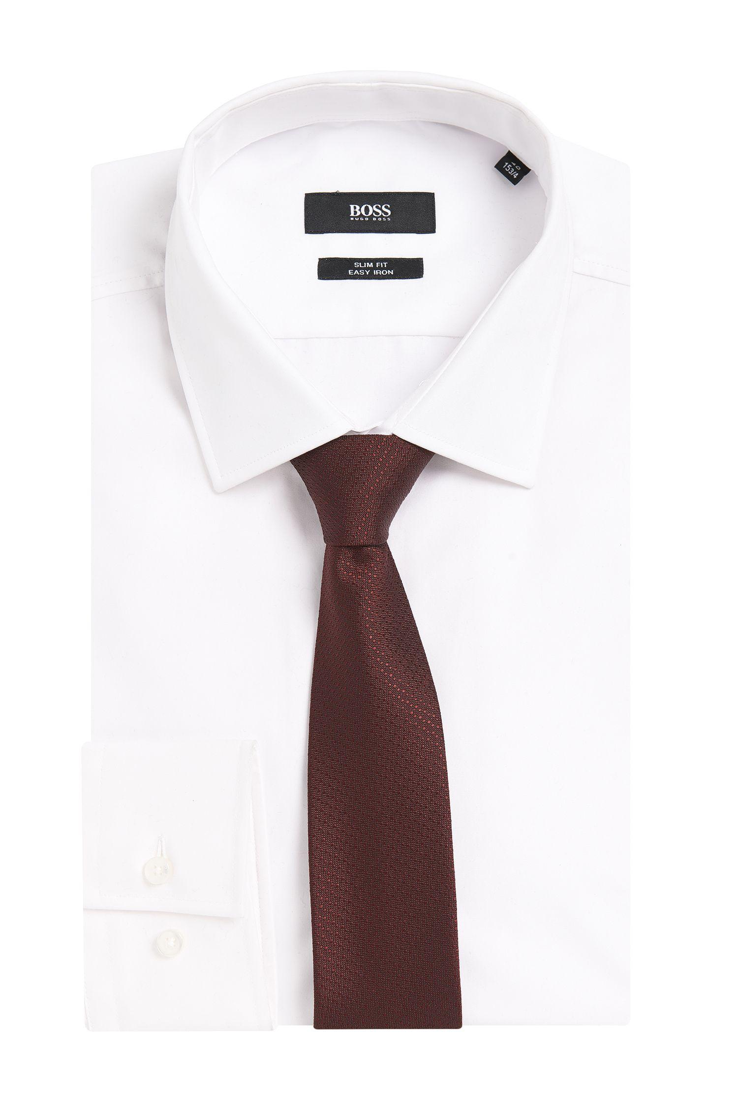 Travel Line Krawatte aus wasserabweisender Seide: 'Tie 6 cm traveller'