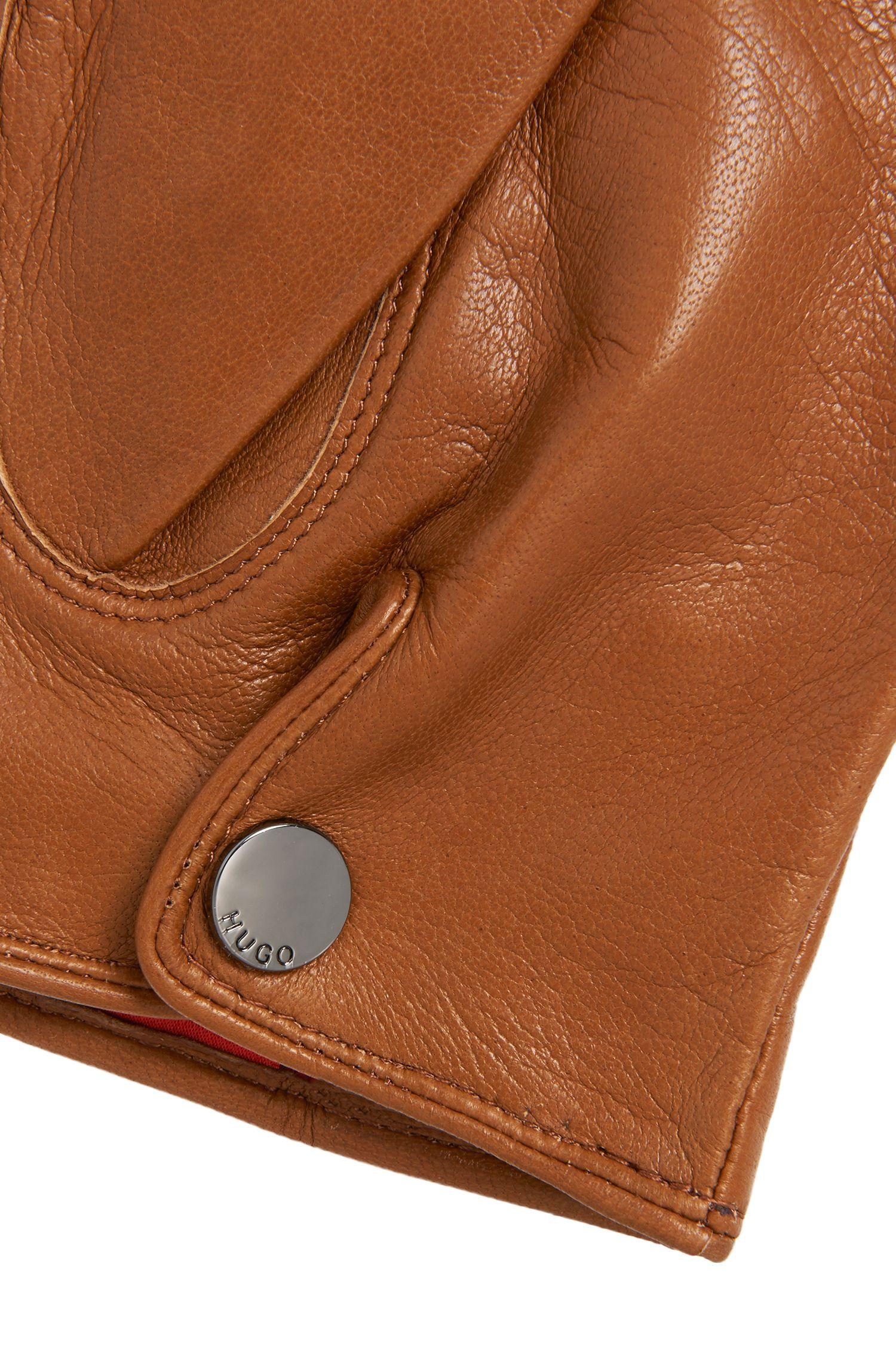 Handschuhe aus Leder mit Kaschmirfutter: 'HH 50-2'