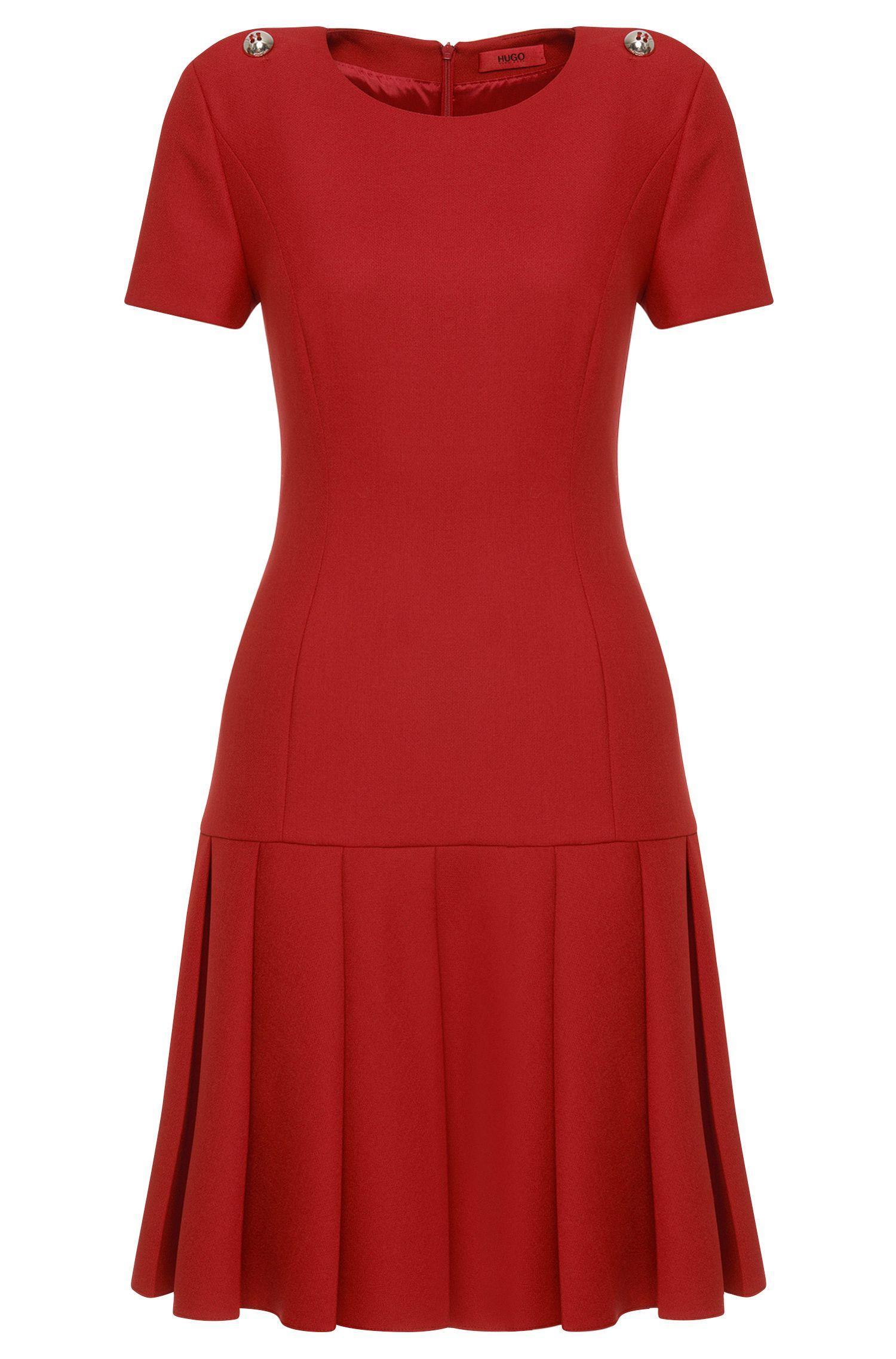 Kleid mit herabgesetzter Taille: 'Karole'