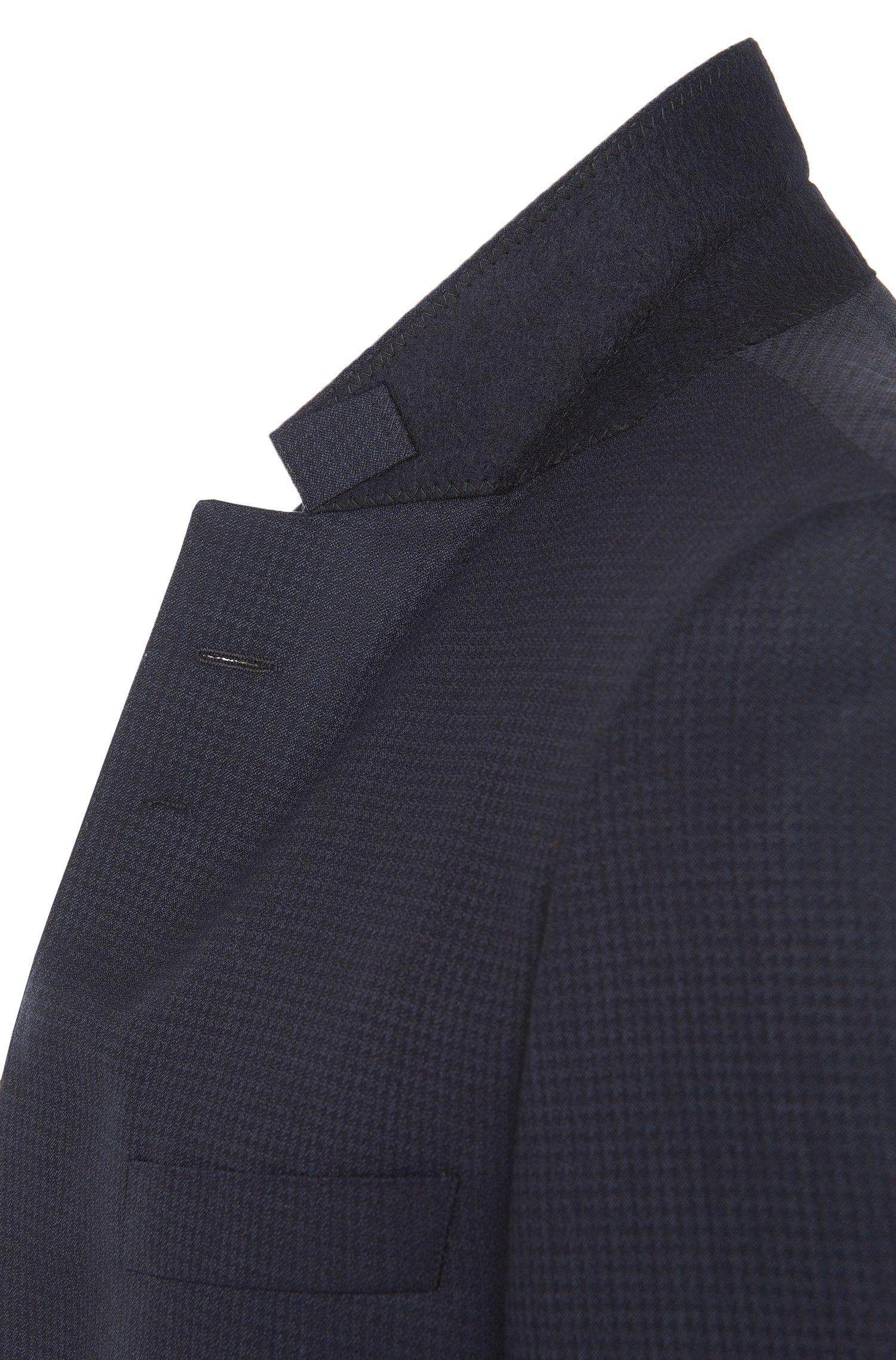 Extra Slim-Fit Tailored Anzug aus Schurwoll-Mix mit Seiden-Anteil: 'T-Reeve1/Wain'