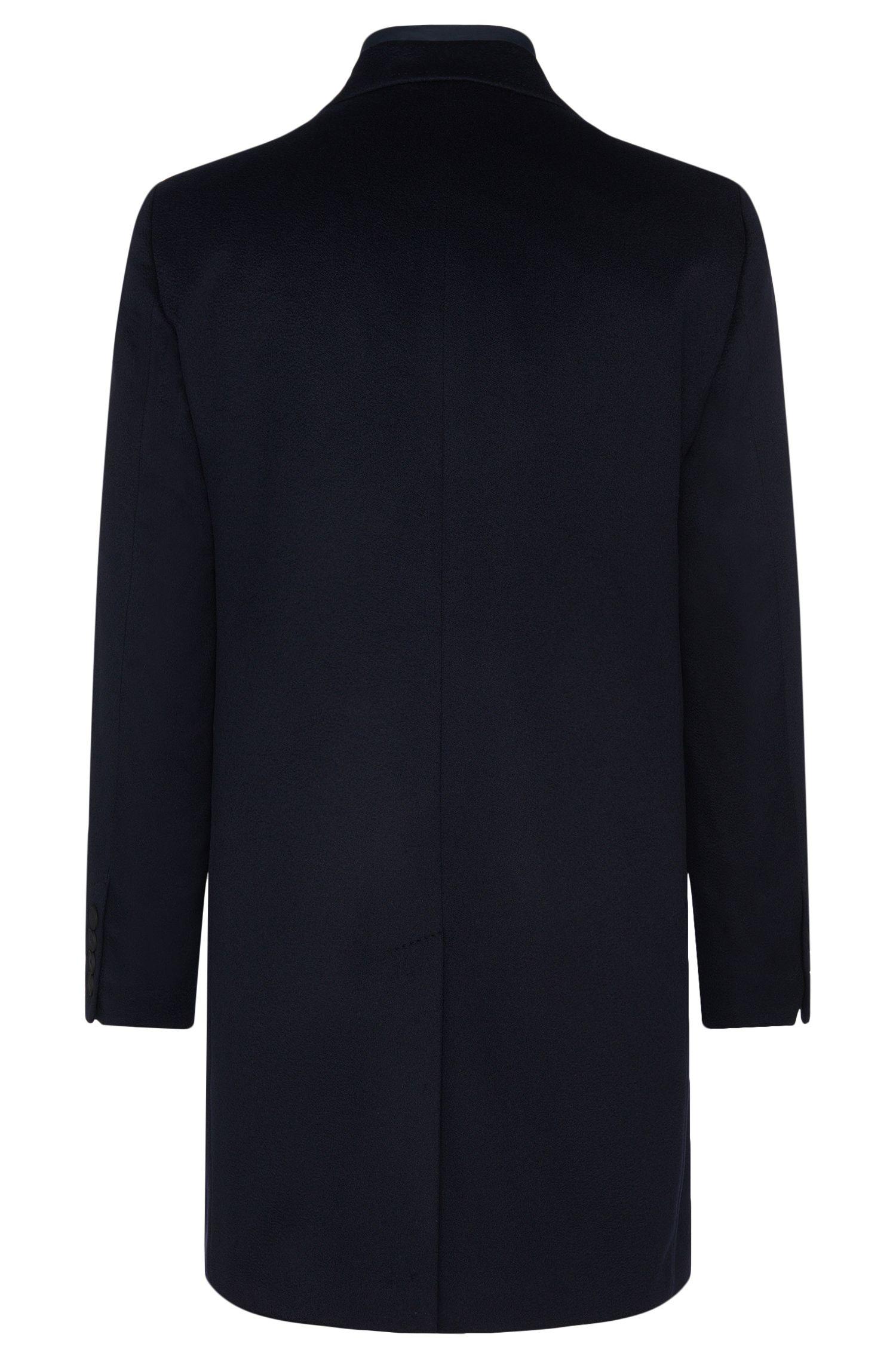 Manteau Tailored avec un blouson amovible, en laine vierge mélangée avec du cachemire: «T-Lennard2»