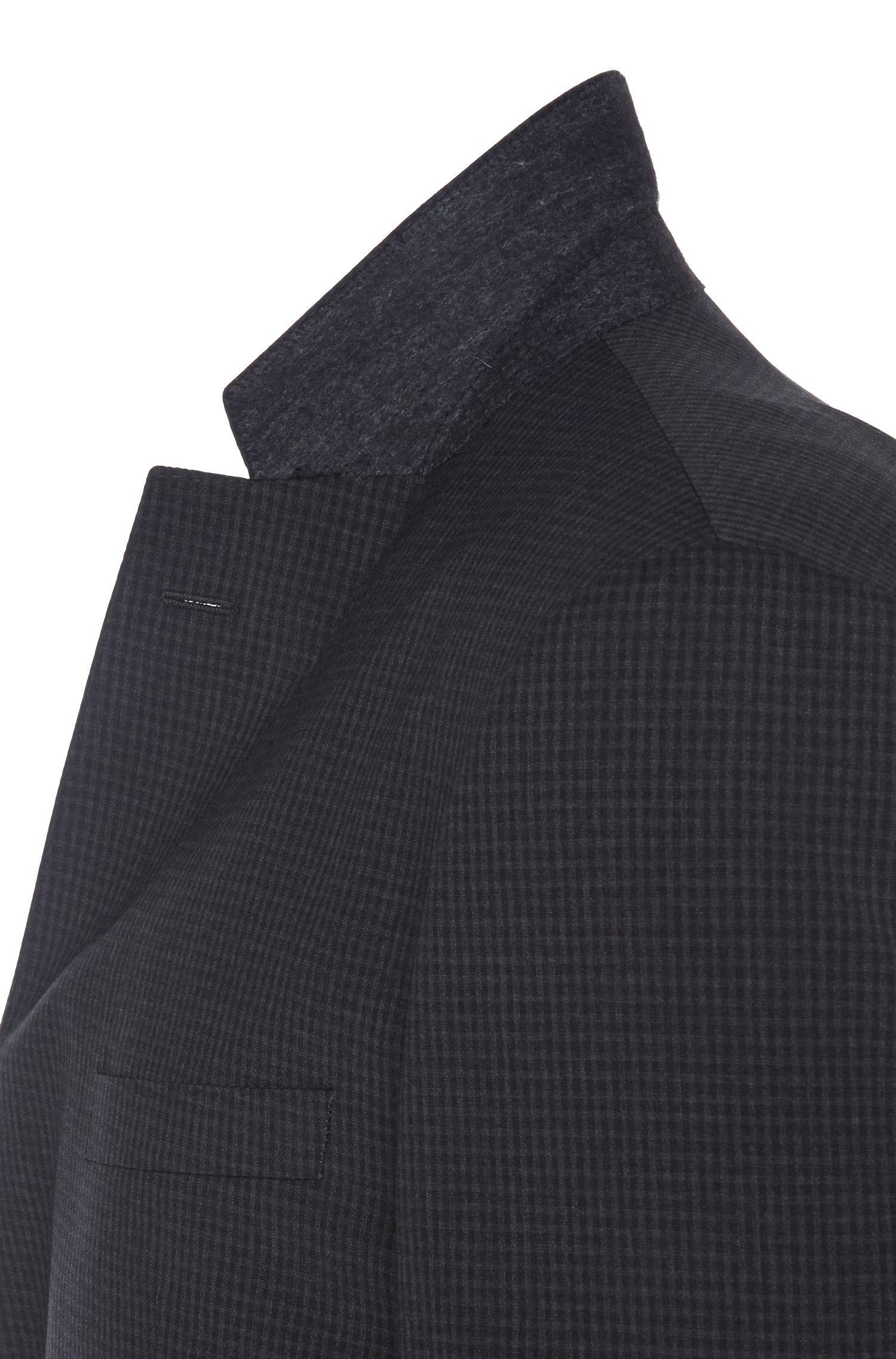 Costume Regular Fit en laine vierge à motif: «Johnstons1/Lenon»